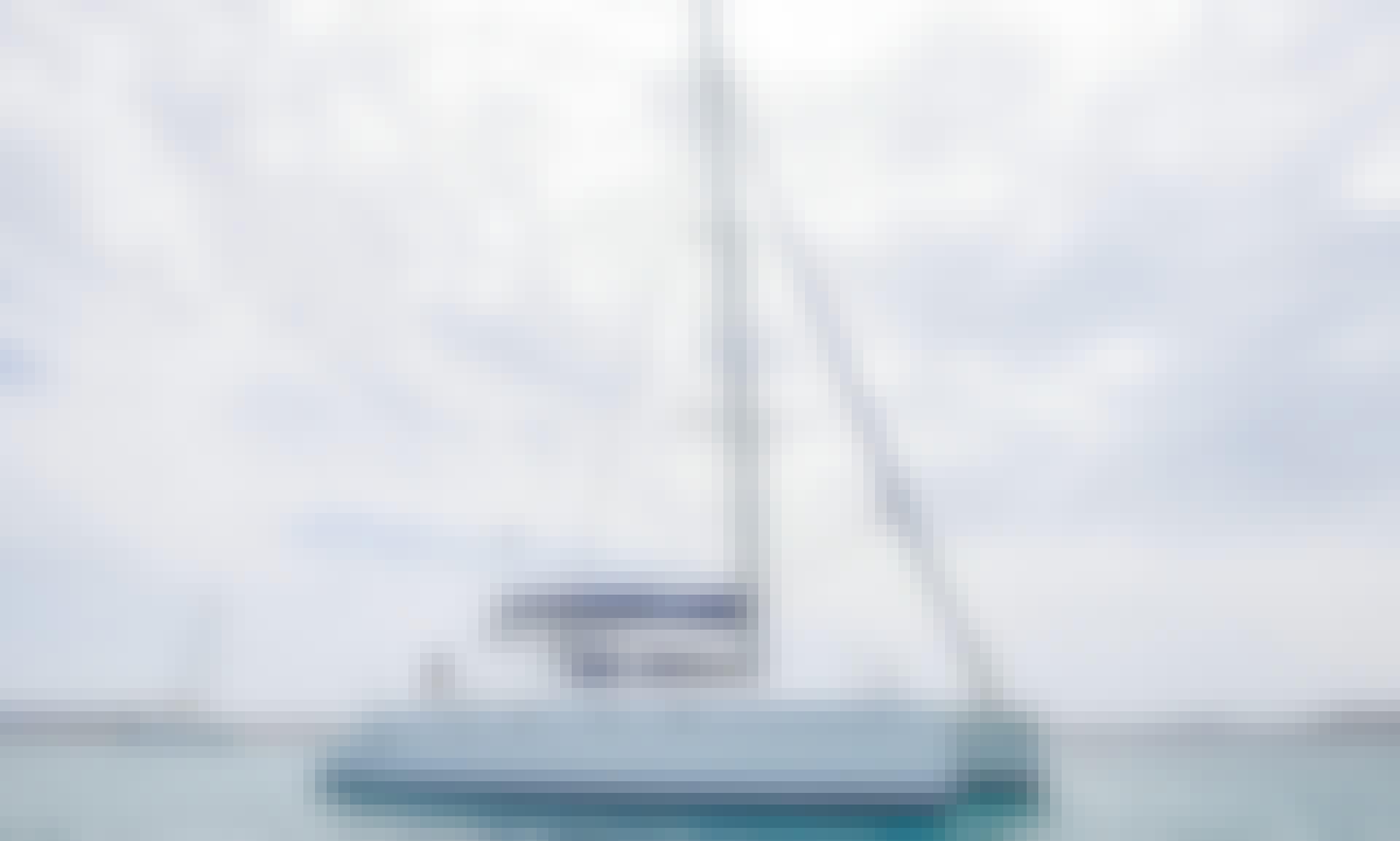 43' 'Kymo' Belize Cruising Catamaran Charter in Ornos, Greece