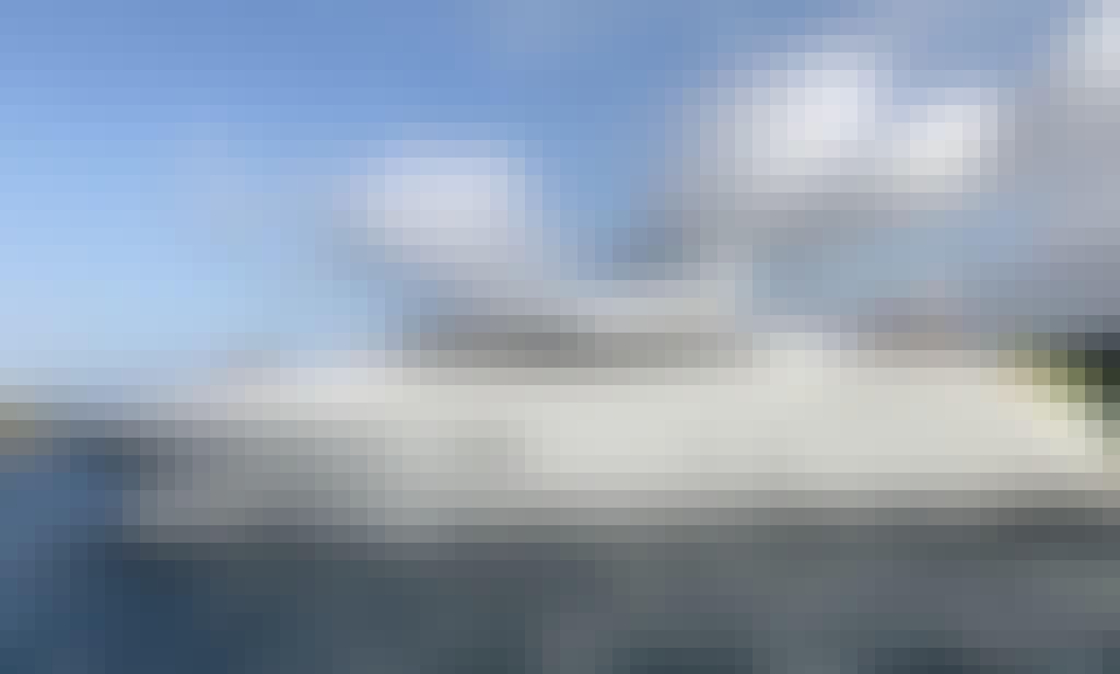 Charter the 82' Sunseeker Luxury Motor Yacht in Fajardo, Puerto Rico