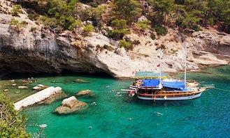 Book a PADI Course in Kemer, Antalya