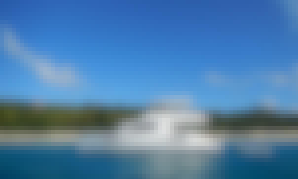 Leopard 514 Power Catamaran Charter in Tortola, British Virgin Islands!