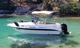 23ft Luxury Motorboat