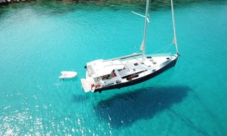 Beneteau Oceanis 48 Sailing Yacht Charter for 4 in Kas, Turkey with crew