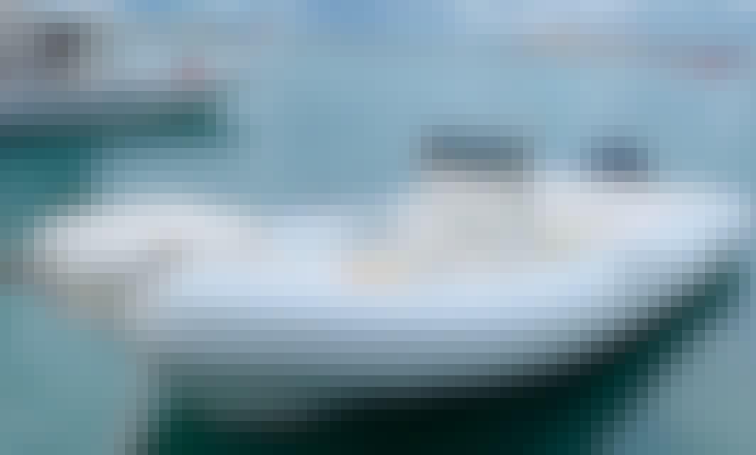 Led 750 Inflatable Boat Rental in Trapani, Sicilia