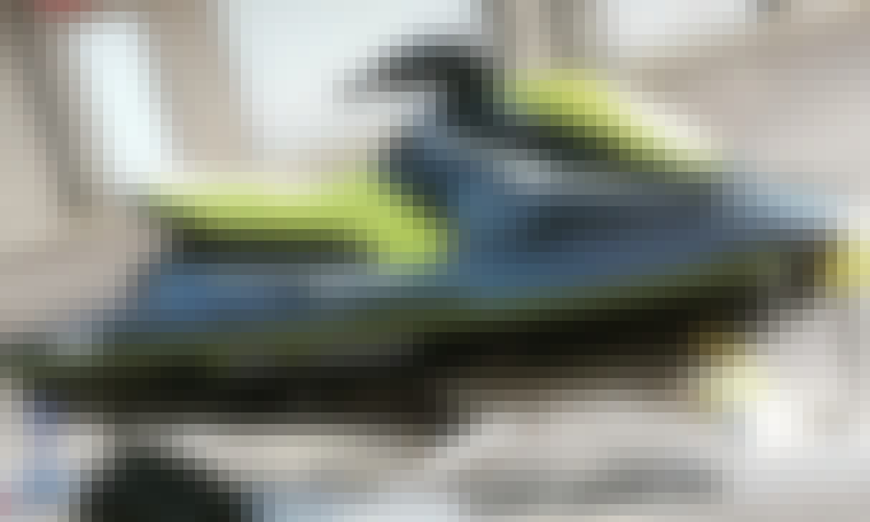 Three Seater 2019 Yamaha EX Sport Jet Ski for Rent in Lakeland, Florida