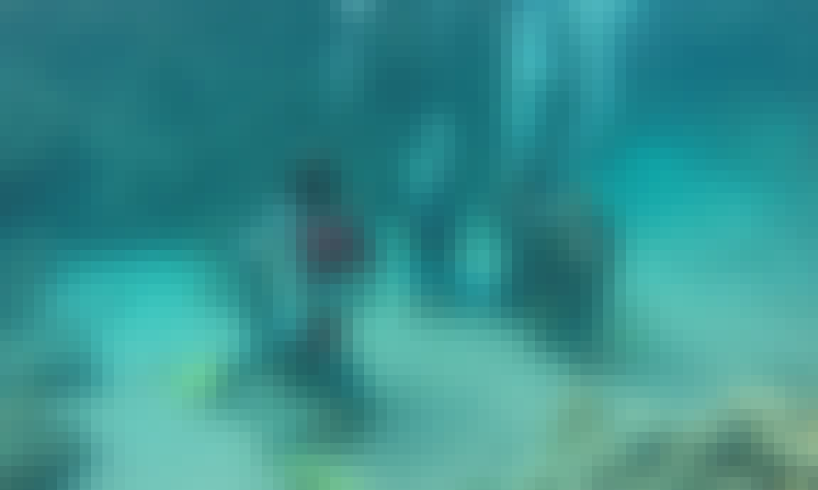 Scuba Diving Trip to Tiran island in Egypt