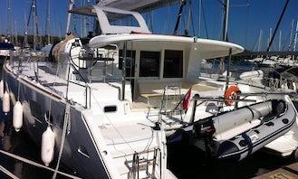 Sail with us on Lagoon 400 S2 Cruising Catamaran in Medulin, Istarska županija