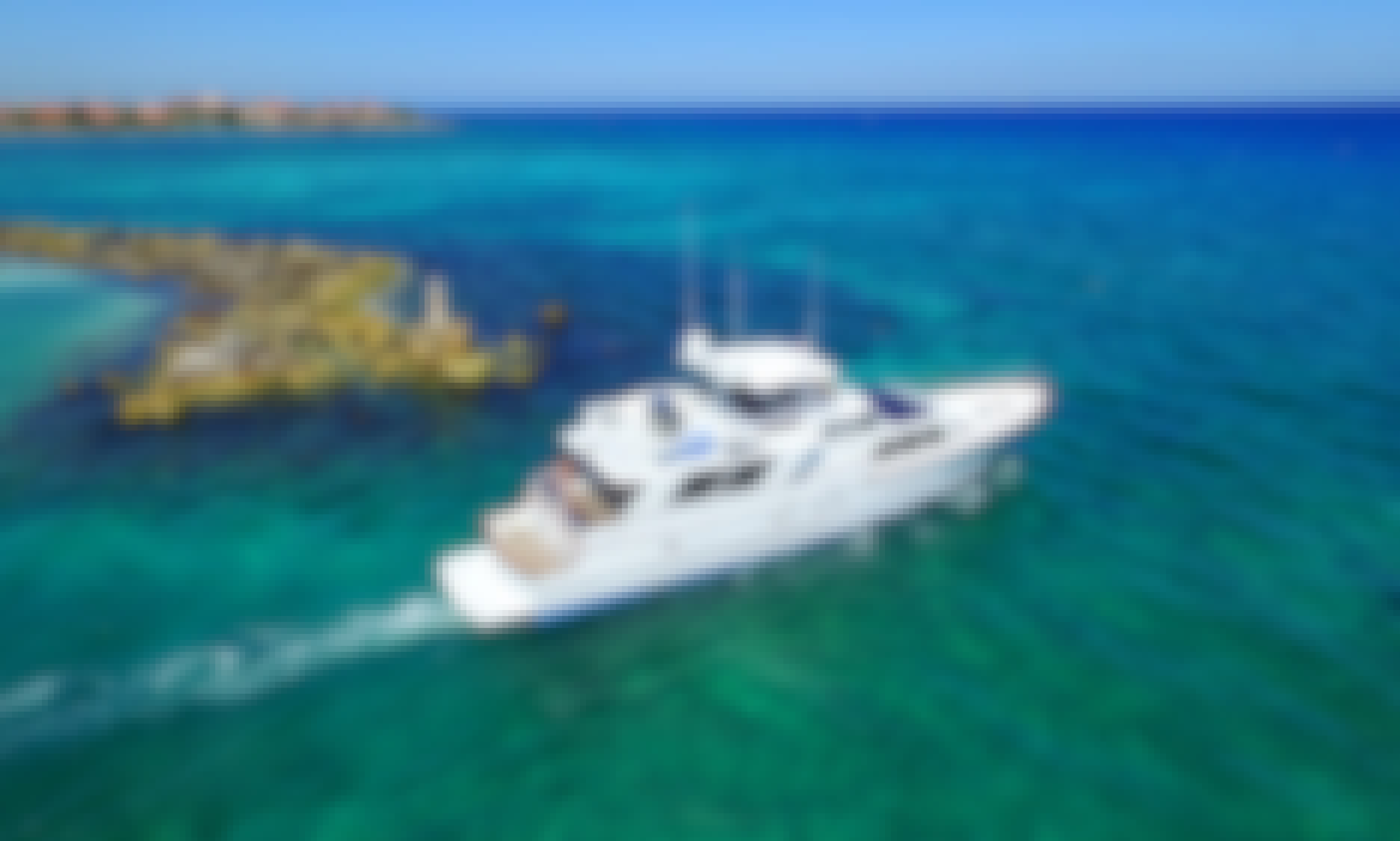80' Private Yacht Charter In The Riviera Maya [Rated 5*]