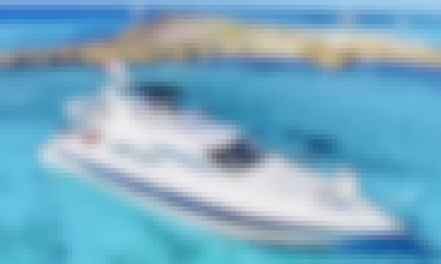 Beautiful 75' Azimut Power Mega Yacht for Rental in Miami Beach, Florida