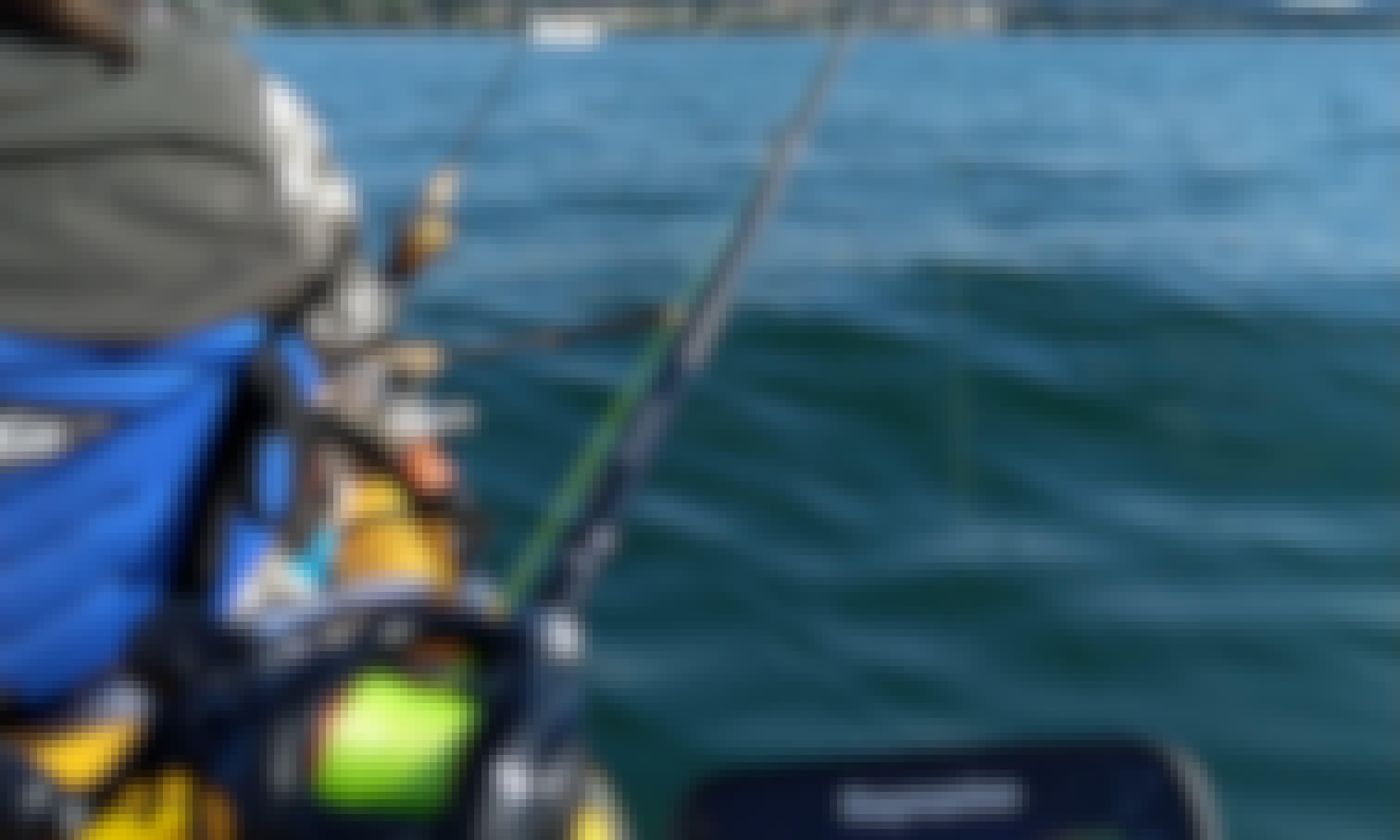 Fishing Kajak rental in  Sugiez Bas-Vully Murtensee