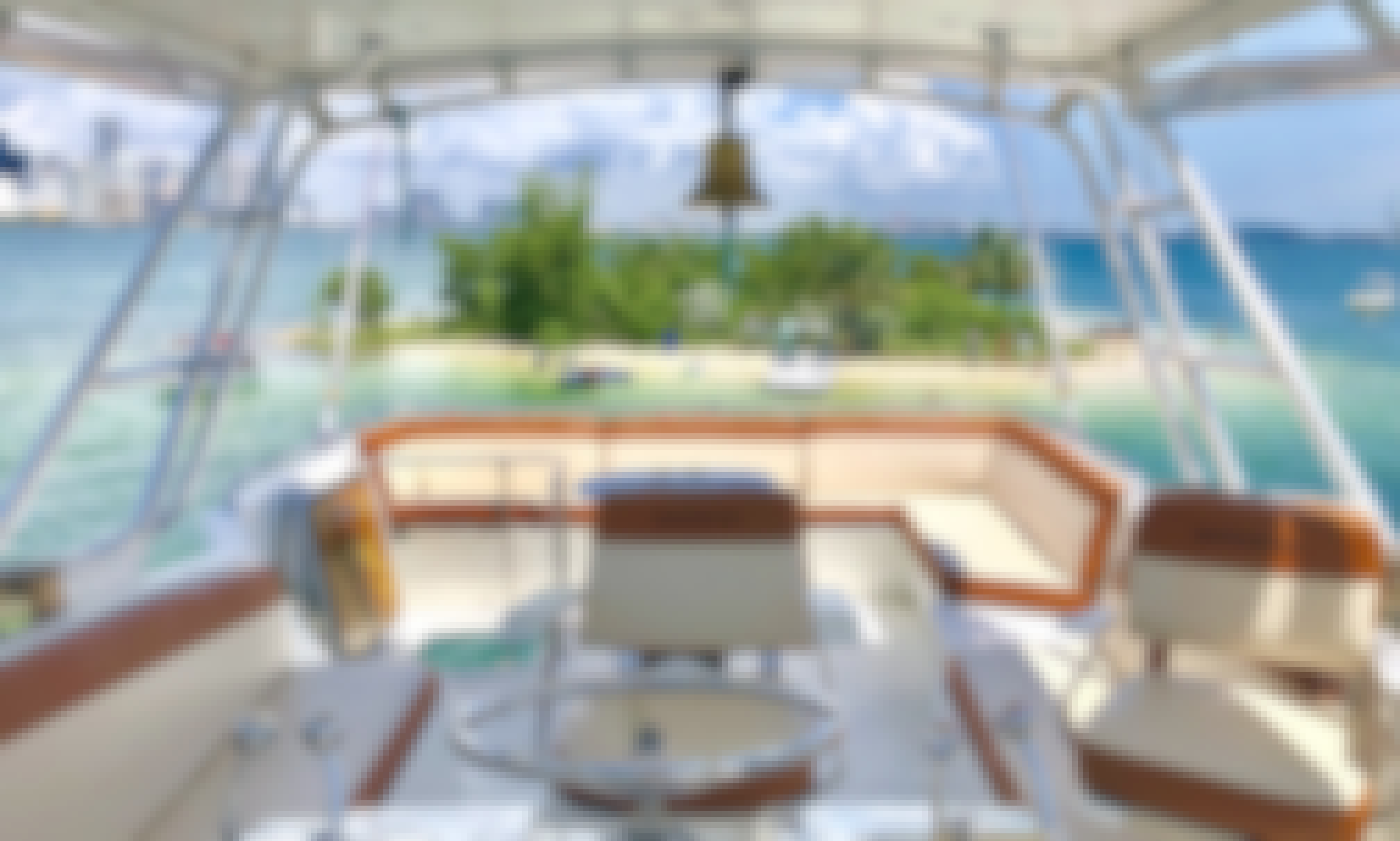 Beautiful 60 Ft Yacht with Huge Sun Pad and Plenty of Room to Play