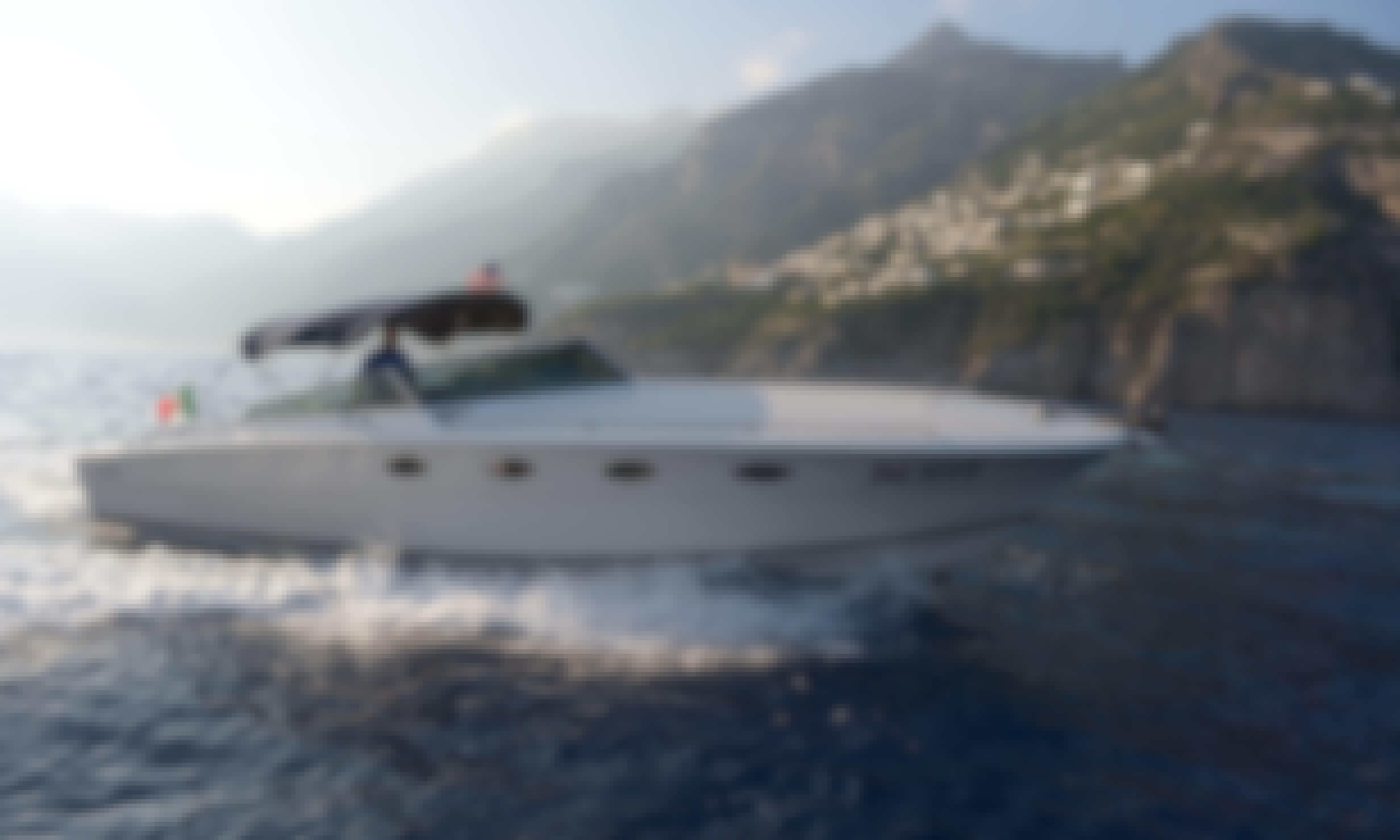 Tornado 38 Coral Bay Boat Rental in Maiori, Campania