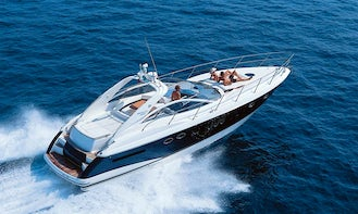 Absolute 41. Skippered Yacht Charter in Sotogrande - Spain.