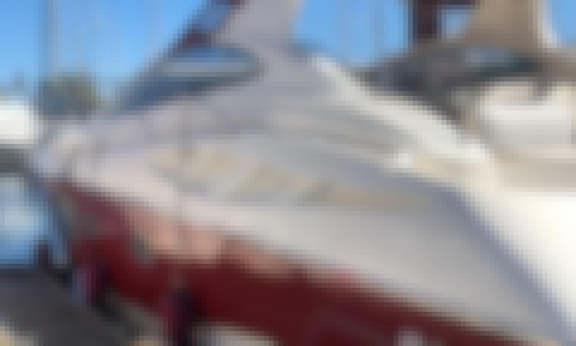 Astondoa 40 Open Motor Yacht Charter in Lagos, Faro