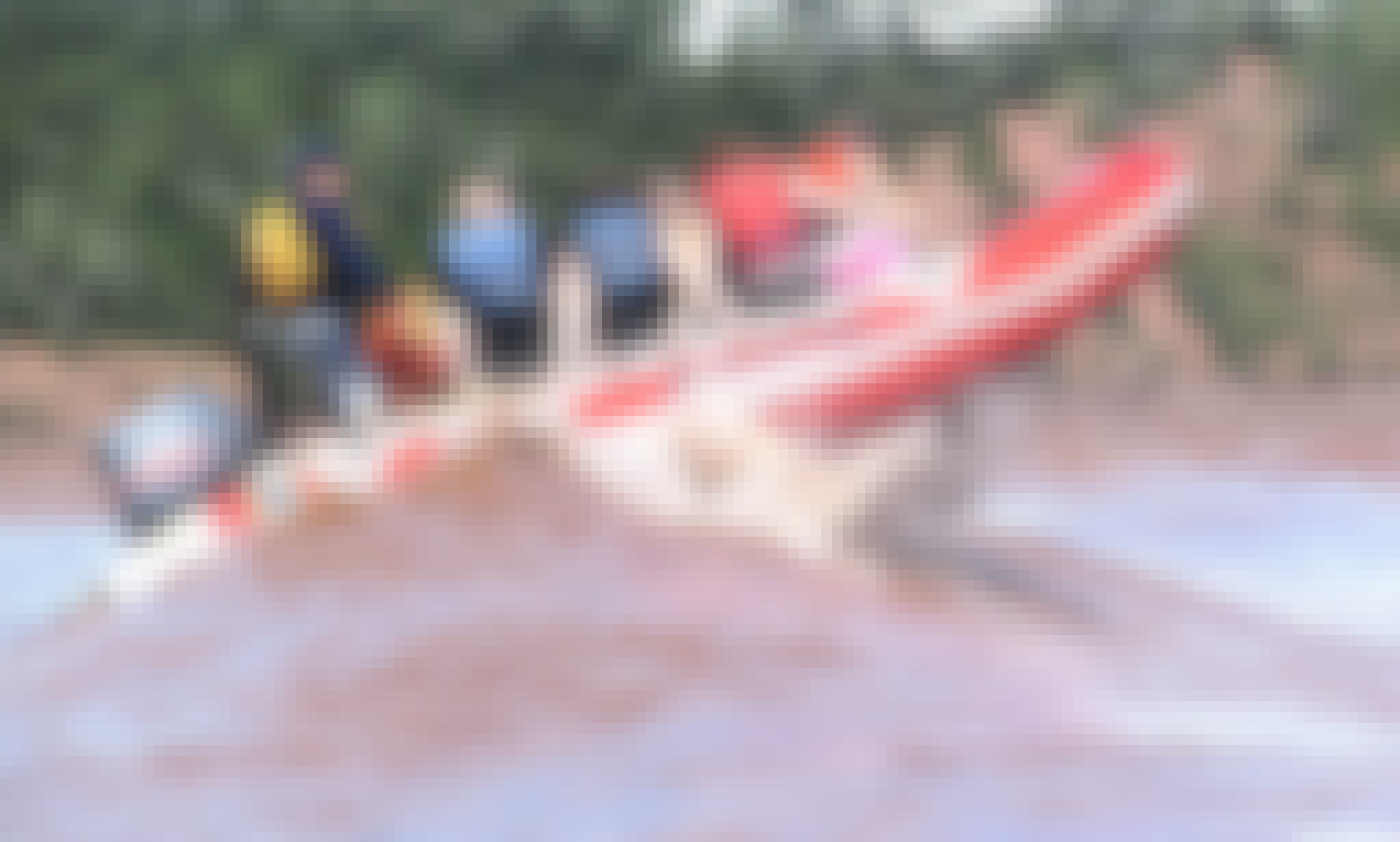 River Rafting Adventure on Tidal River in Nova Scotia, Canada - Extreme, High and Regular Tides Options!