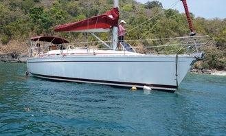 Bavaria 36 Cruising Monohull Charter for 4 People in Tambon Chalong, Phuket