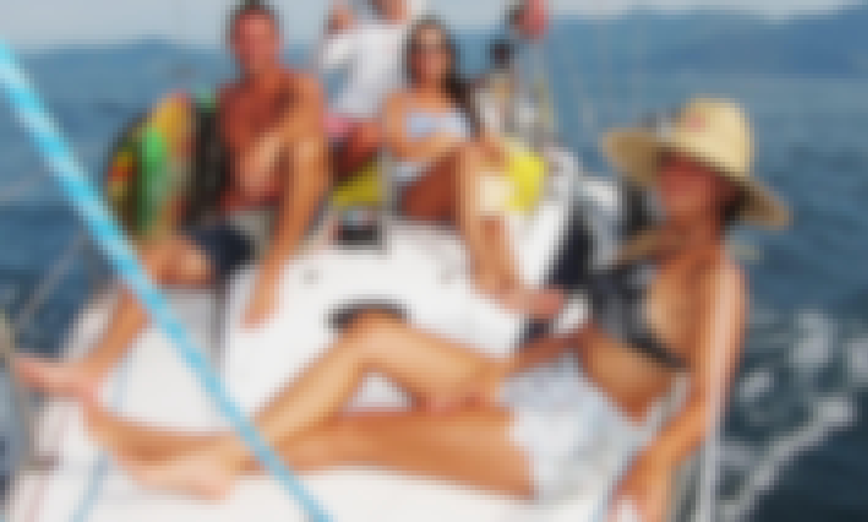 """Charter 33ft """"Terra Firme Rio"""" Cruising Monohull In Rio de Janeiro, Brazil"""