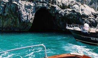 Swimming and relax arround Amalfi coast