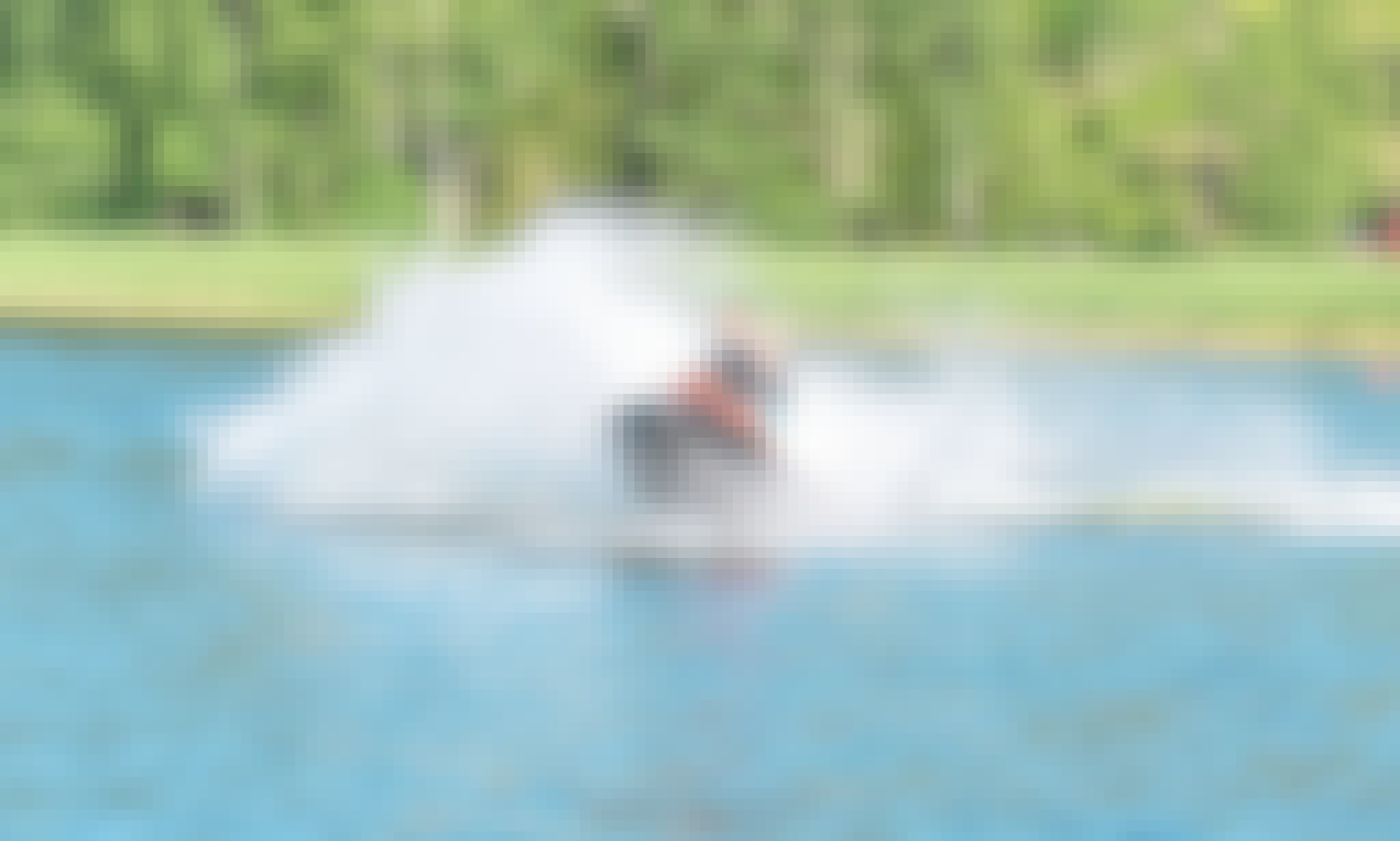 Rent and drive our Seadoo Spark Jet Ski in Hollola, Finland!