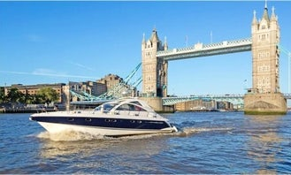 Fairline Targa 52 Power Mega Yacht Rental in London, England