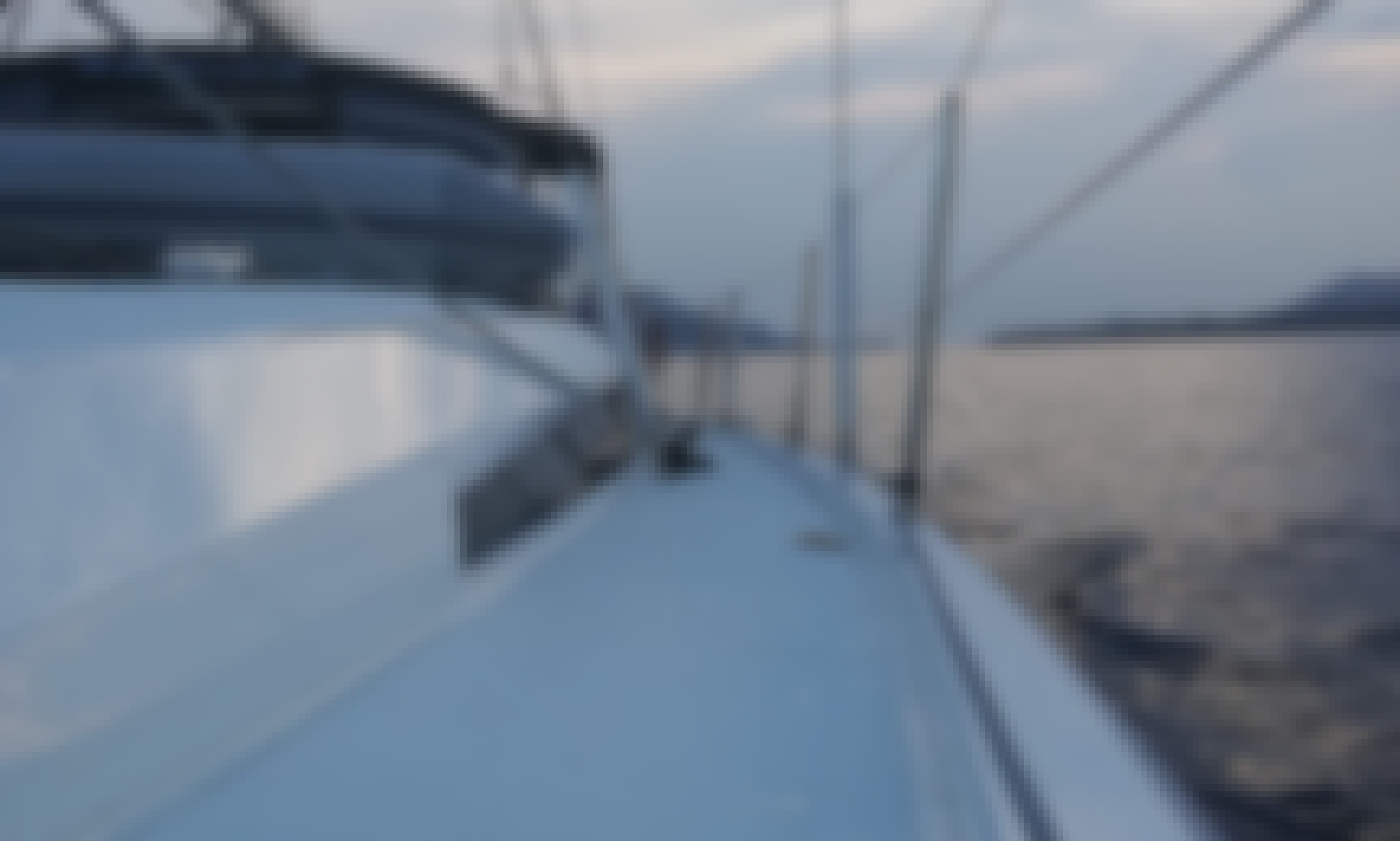 Serenity Beneteau Oceanis 46.1 available for rent at Kos Greece
