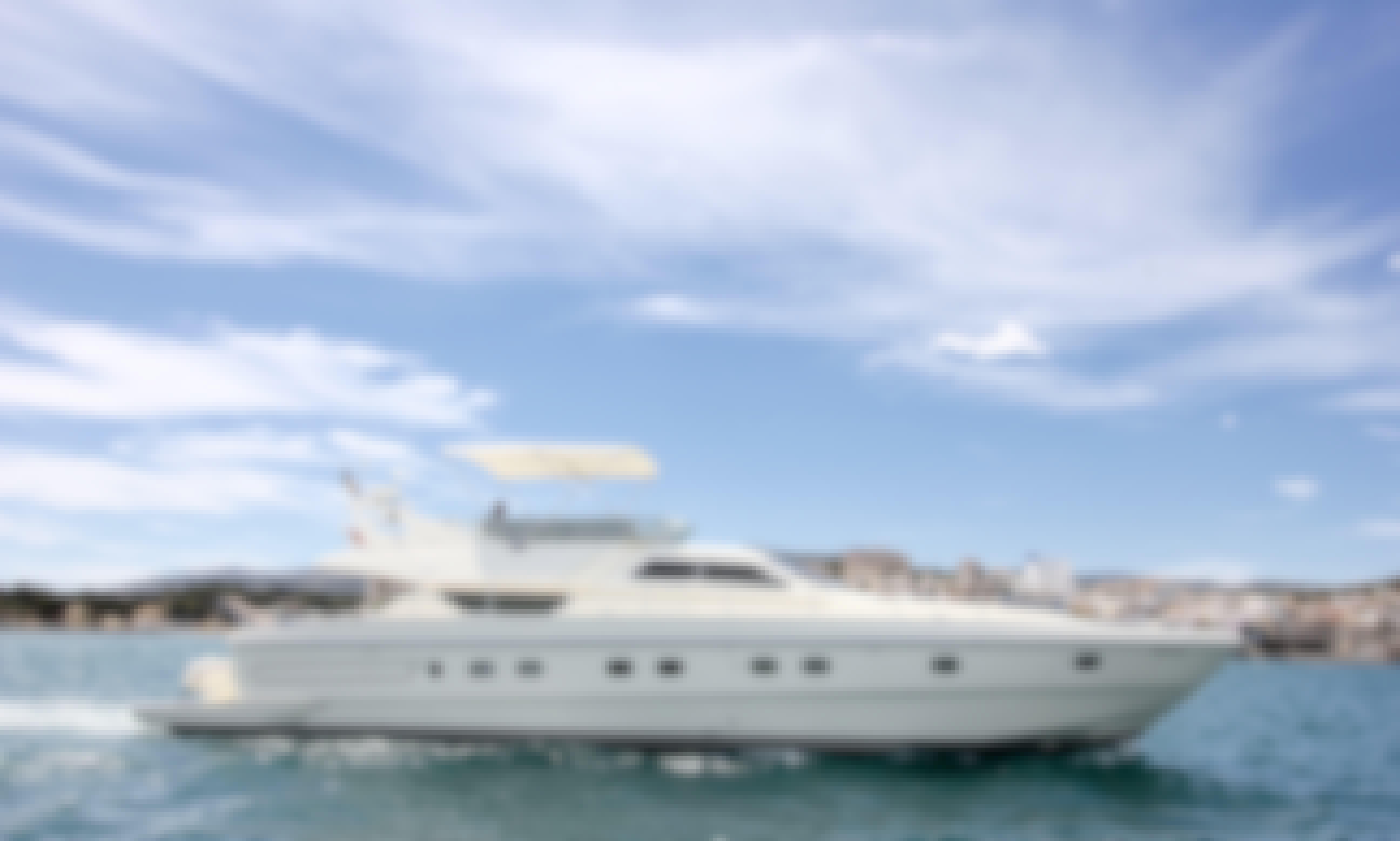 Ferretti 175 Fly Motor Yacht Charter in Palma