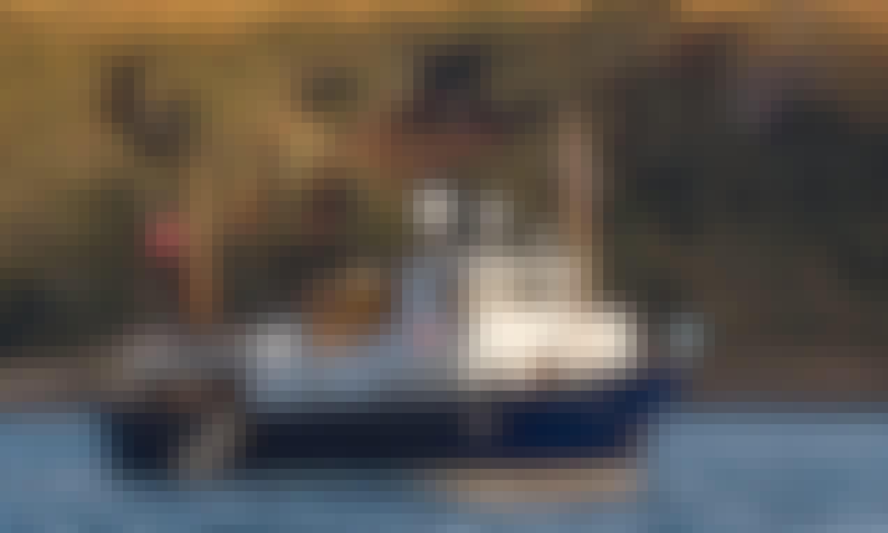 Glen Etive Custom-Designed Vessel, Charter Private Charter, Sandbank