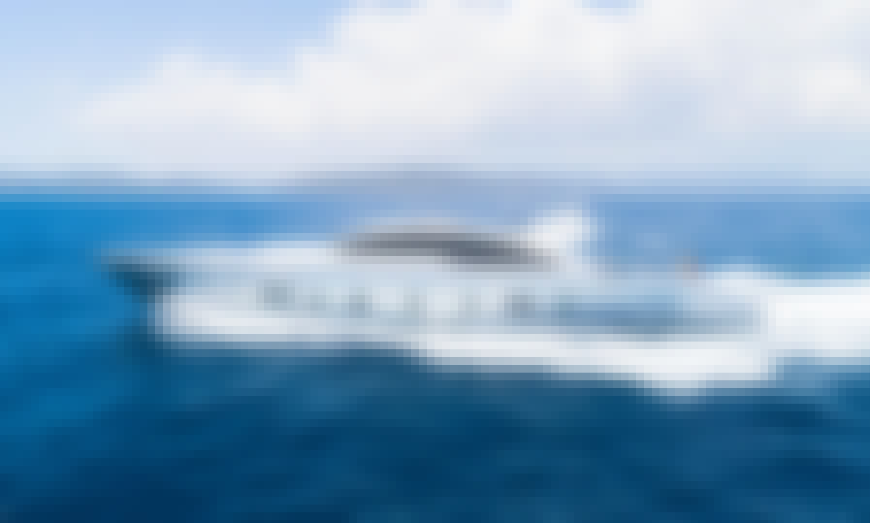 Blue Jay Tecnomar Super Yacht Charter in Ibiza, Islas Baleares
