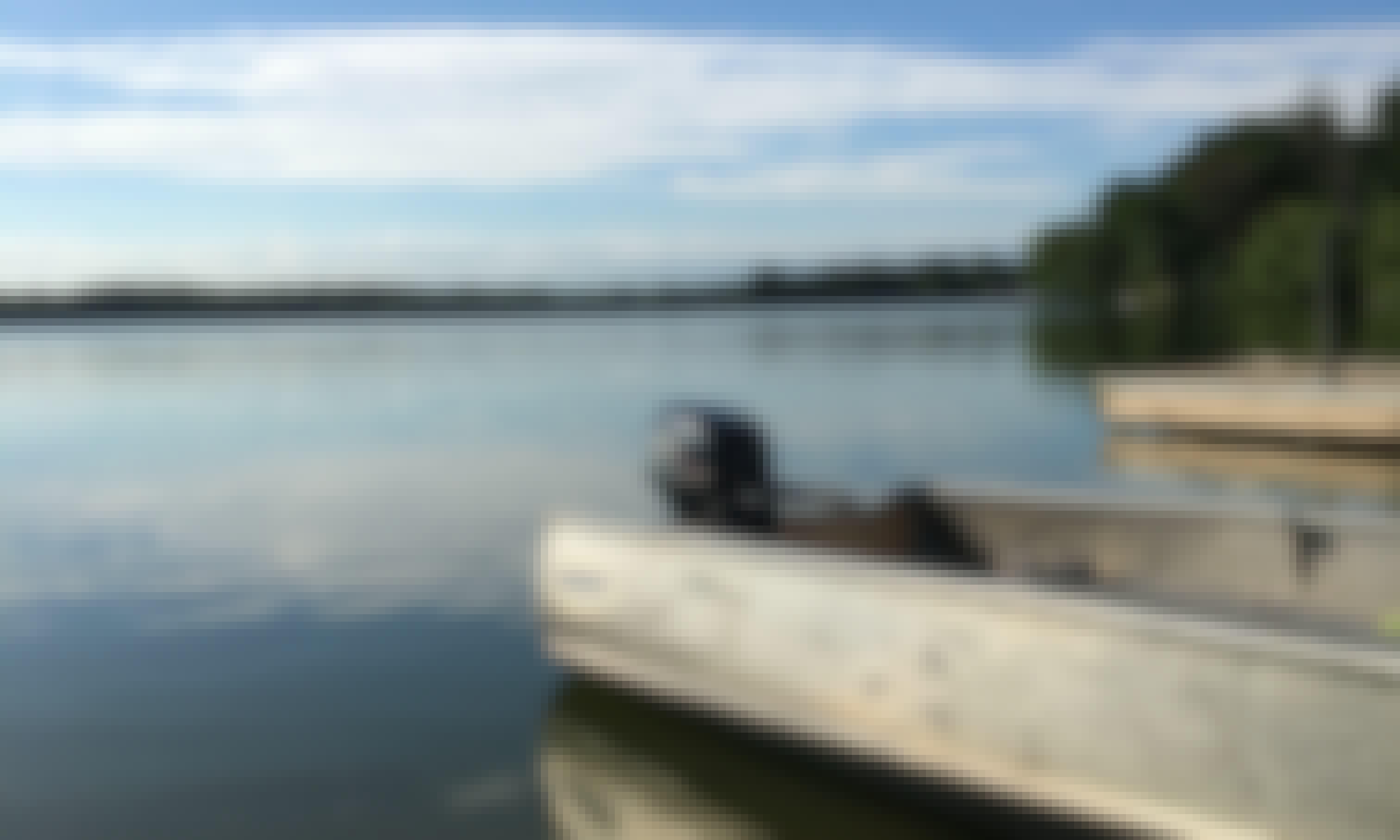 Fishing Boat Rental On Crooked Lake, Coon Rapids