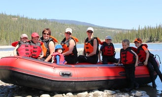 3 Hours Athabasca River Float Trip - Great for Families