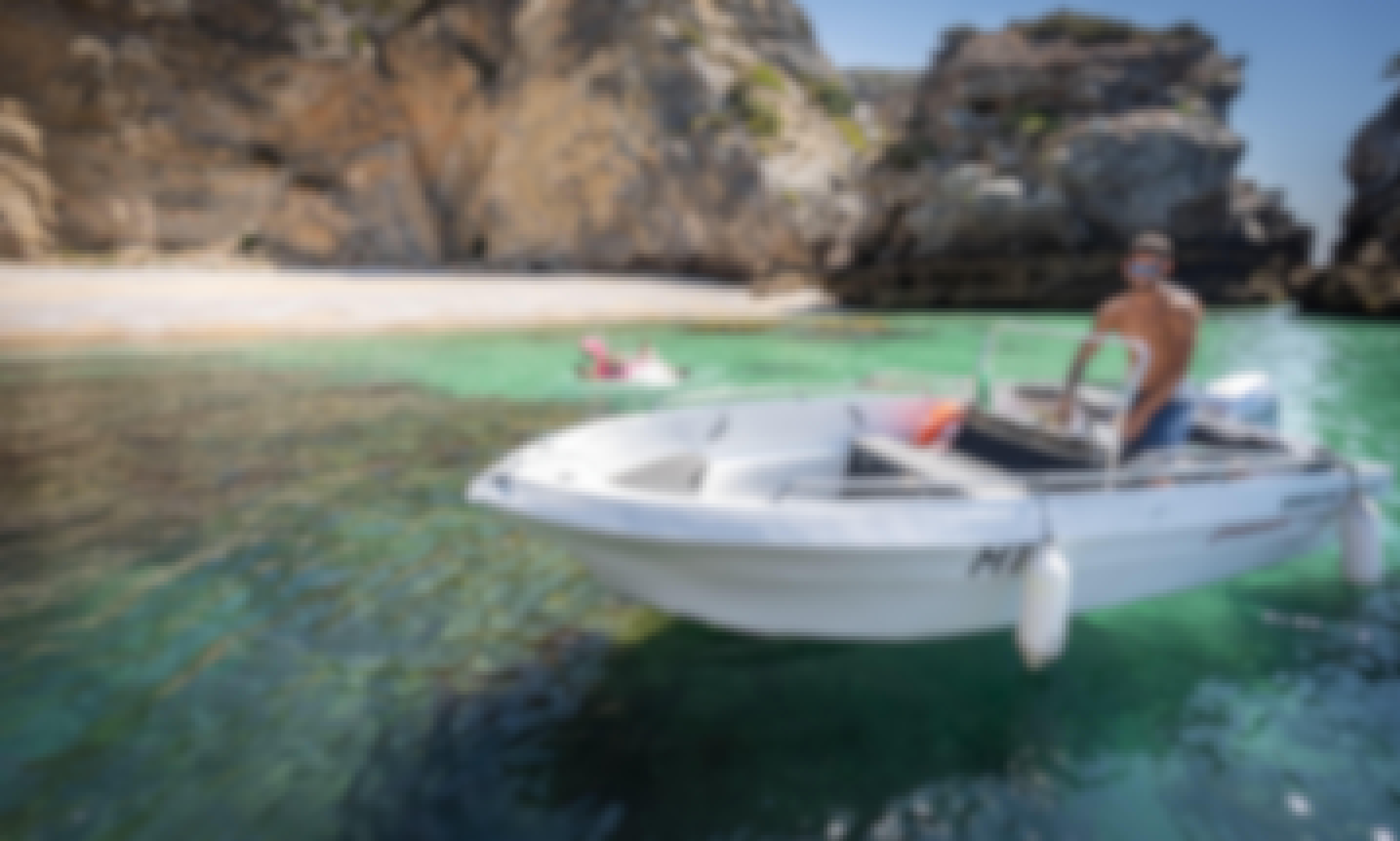 Explore the Amazing Arrábida, Setúbal and Sesimbra  - Private Boat Rental