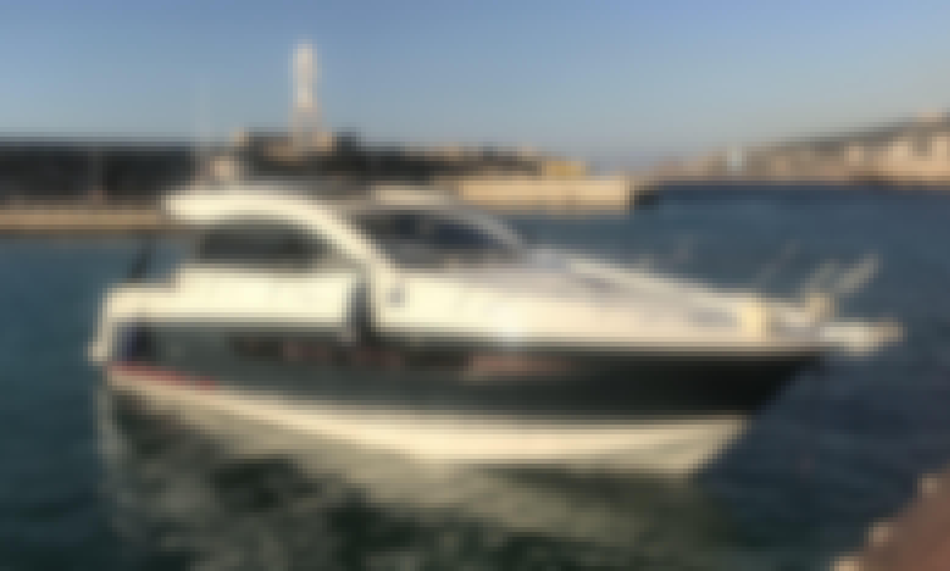 Power Mega Yacht Charter in Beirut, Lebanon