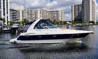 Bachelorette! Family celebration! Fun and Adventure Awaits ! 40' Cruisers Yacht, Hallandale.