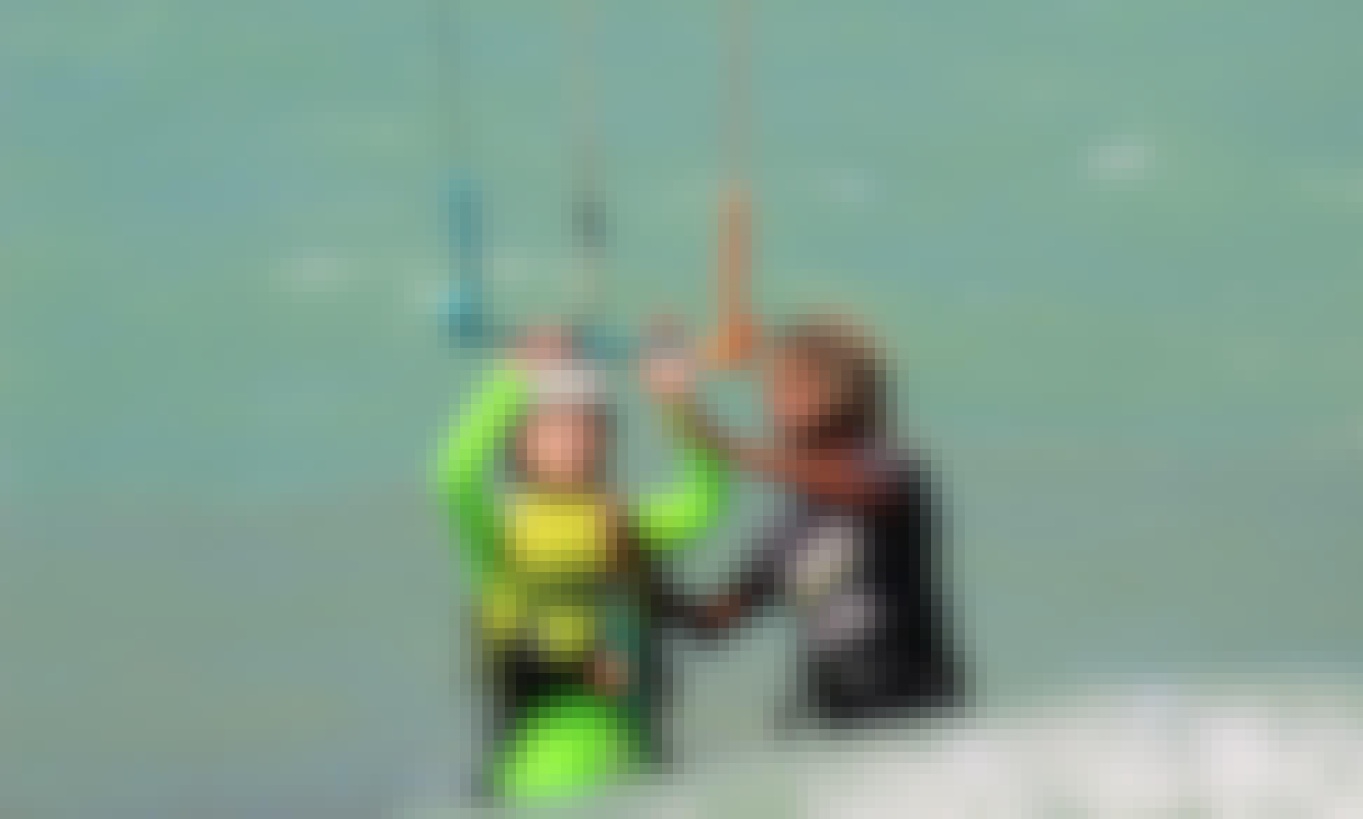 Private Kiteboarding Classes for Beginner in La Guajira, Colombia!
