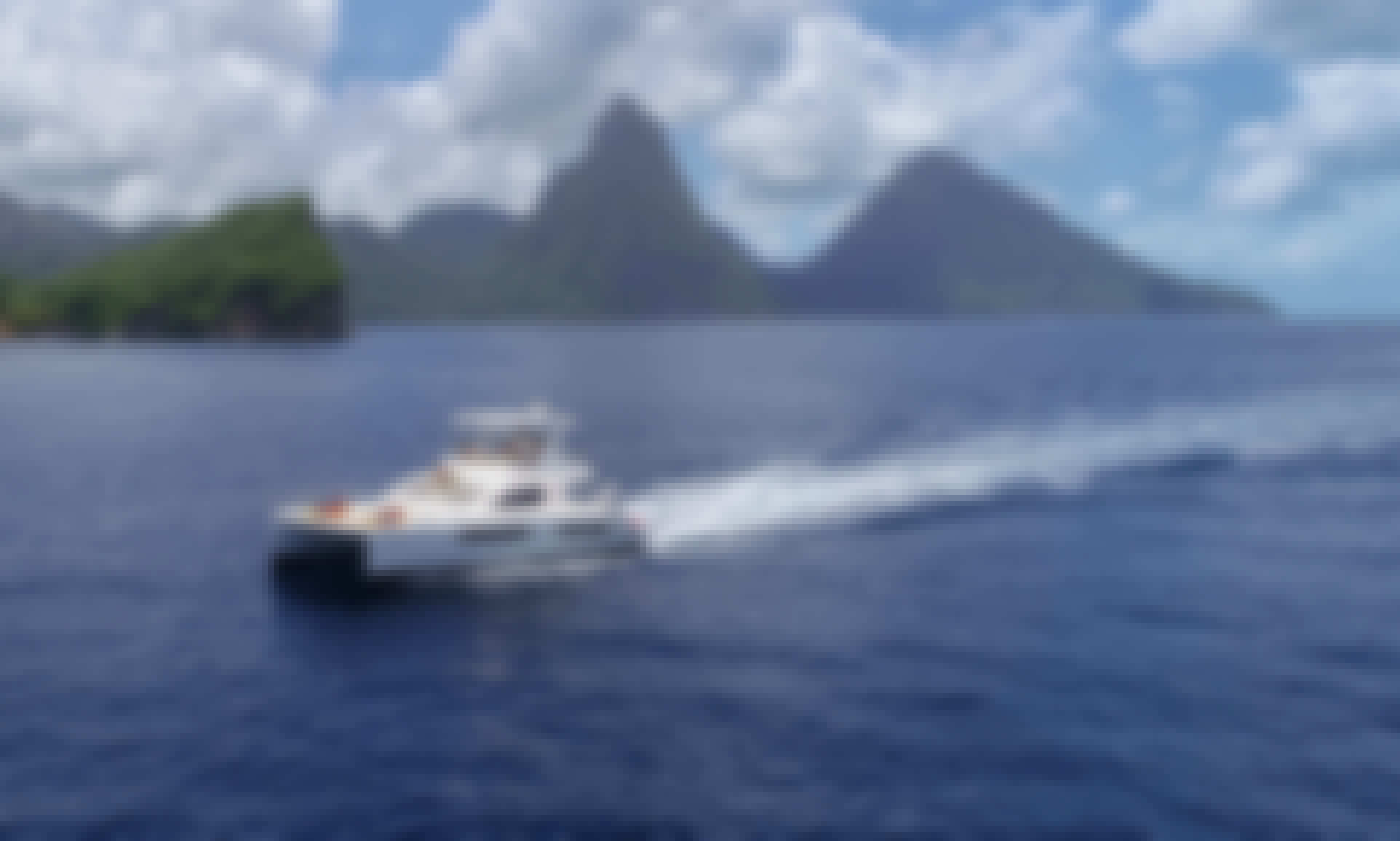 Leopard 47 PC Power Catamaran Charter in Castries, St Lucia