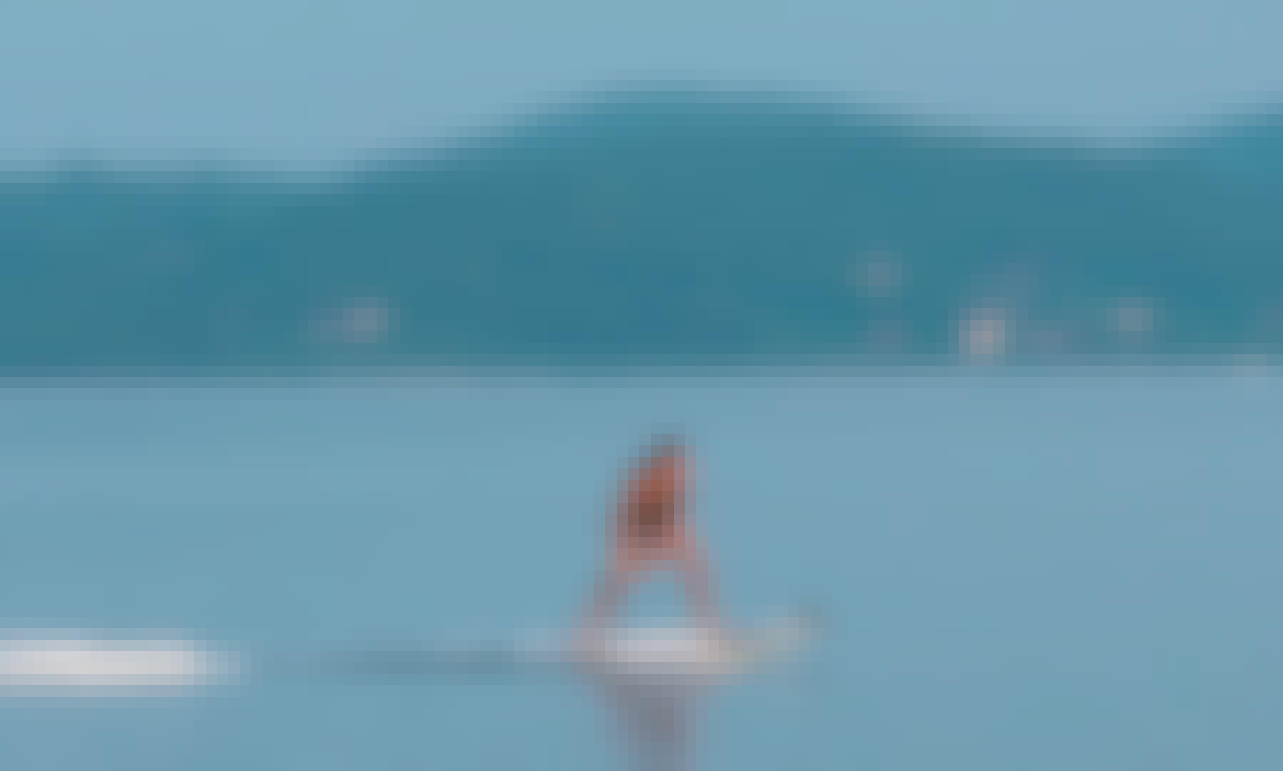 Electric Surfboard for Rent in Split, Croatia (SURFER_hr by Poletusa)