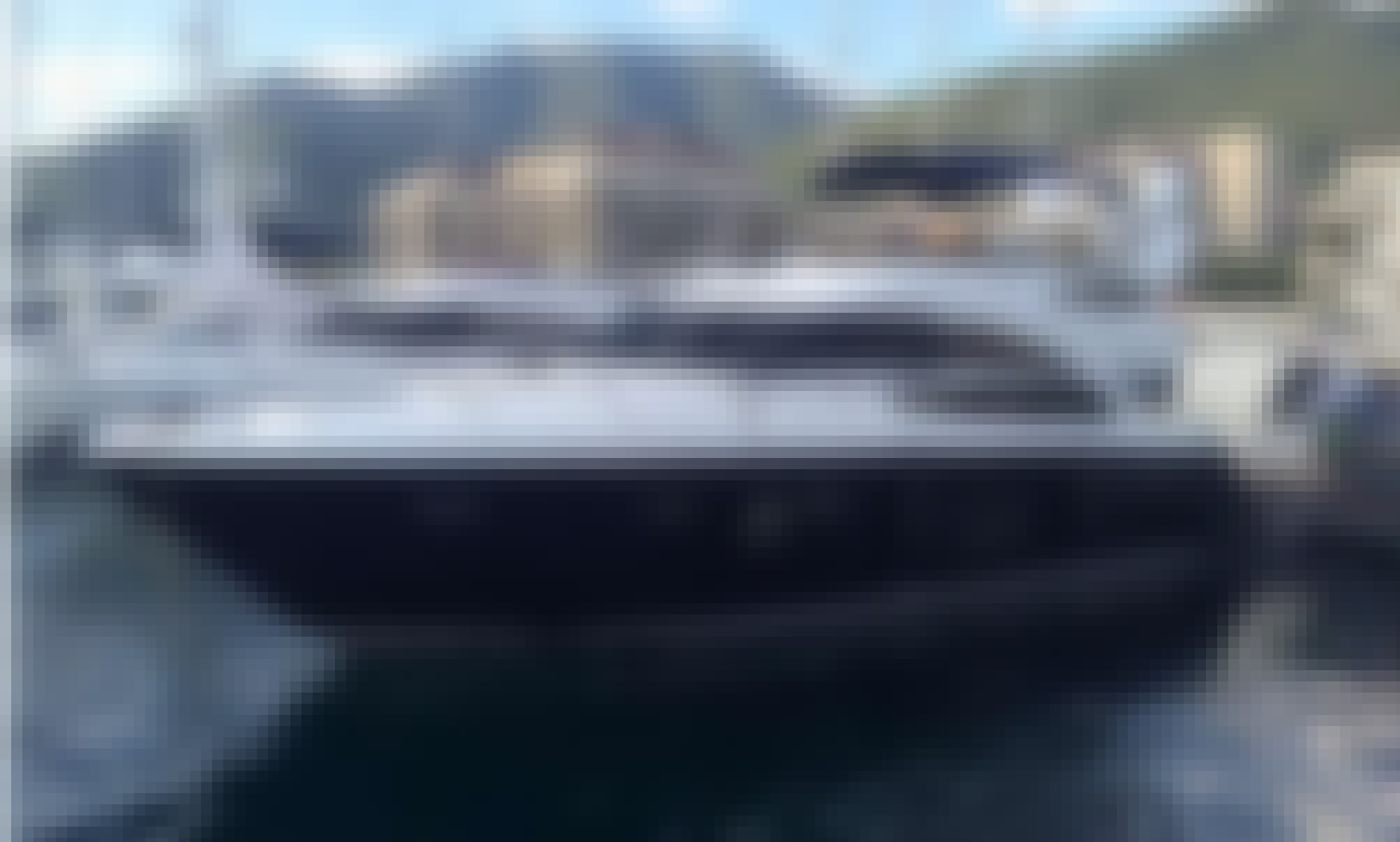 Princess 62 FLY Motor Yacht for Rent in Montenegro