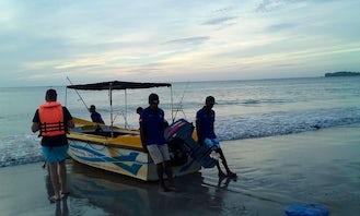Deep Sea Fishing Trip with Experienced Guide in Trincomalee, Sri Lanka