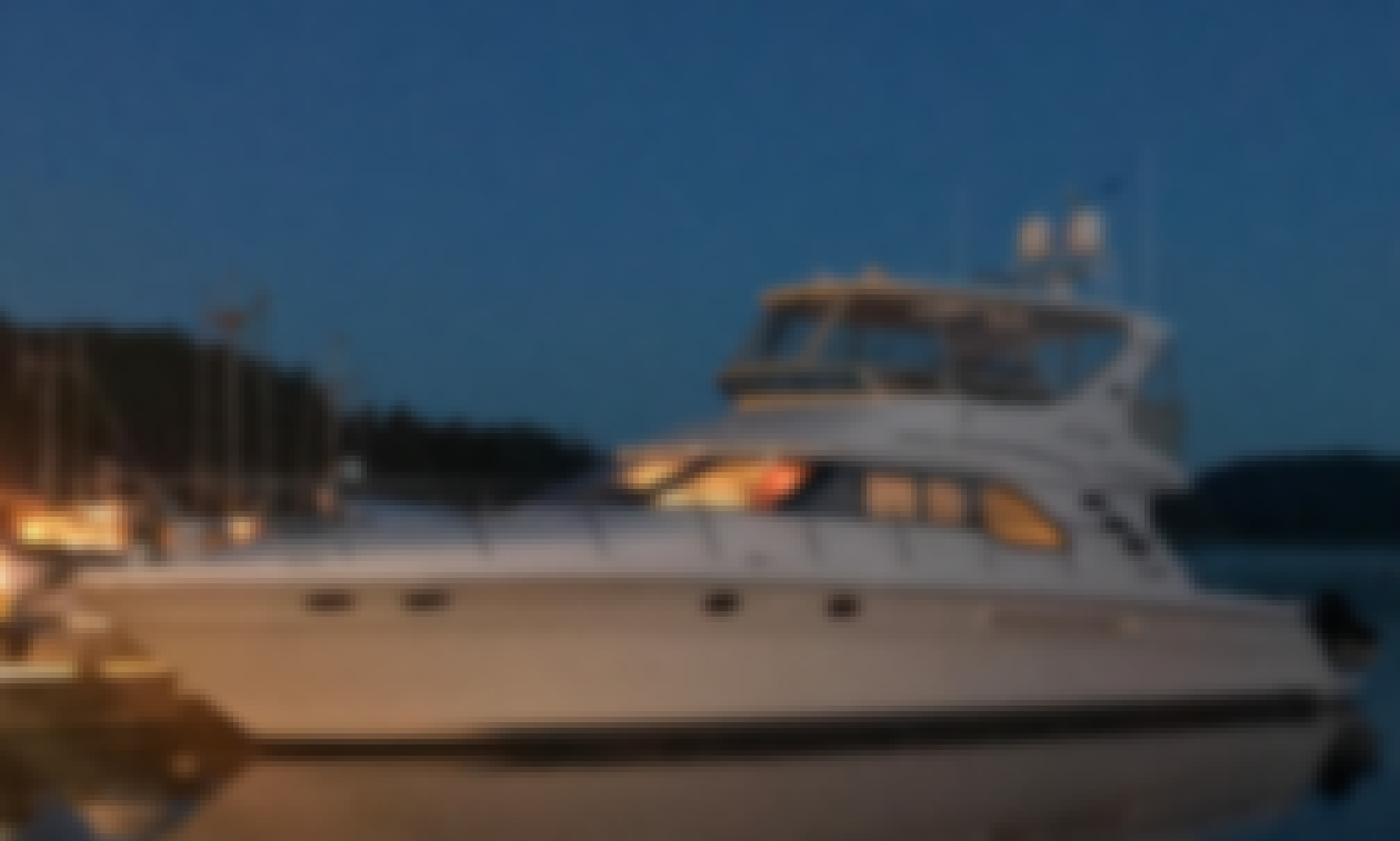 Sea Ray 58 Motor Yacht for 18 Person in Riviera Nayarit, Mexico