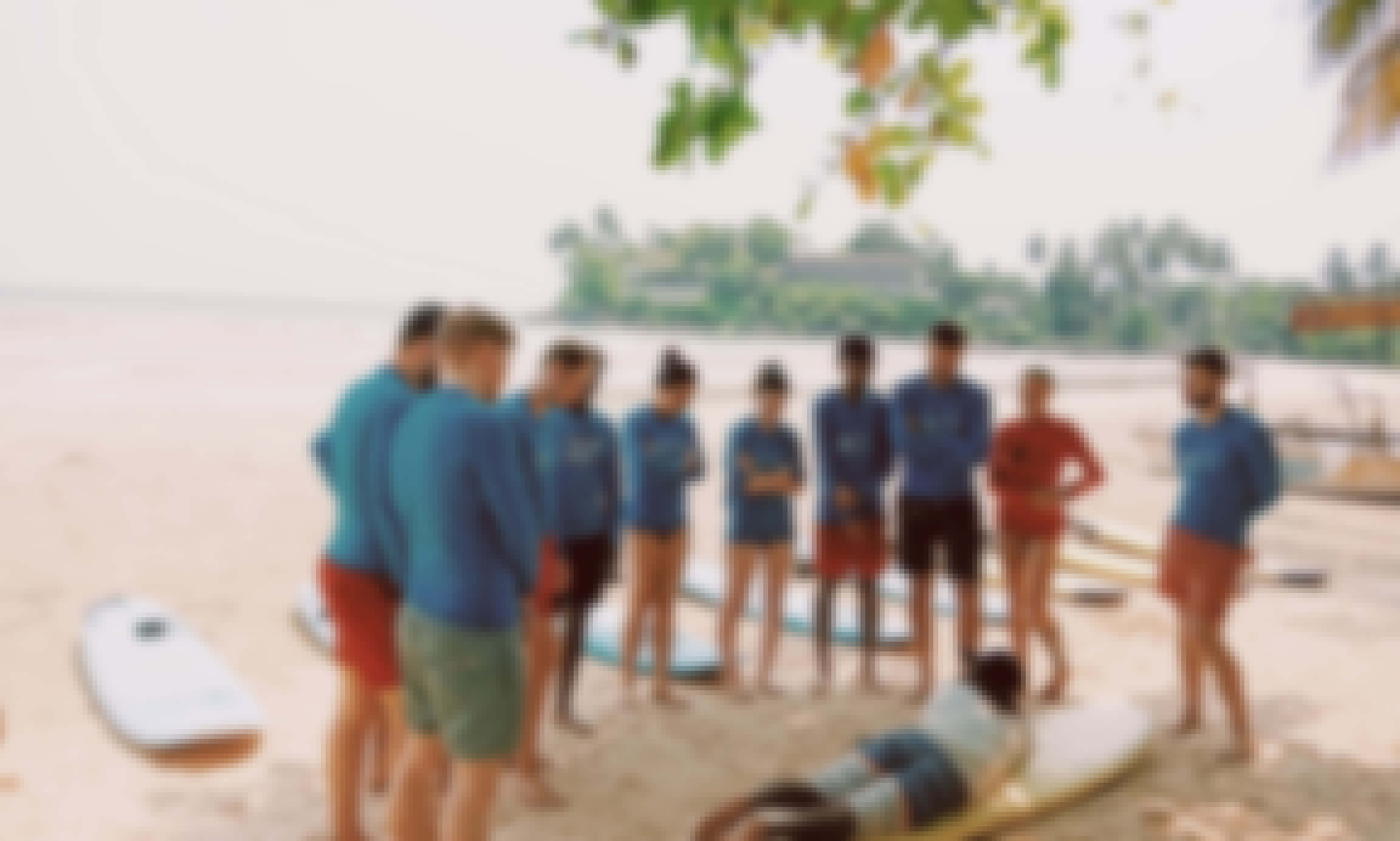 Surf Lessons in Galle and Unawatuna