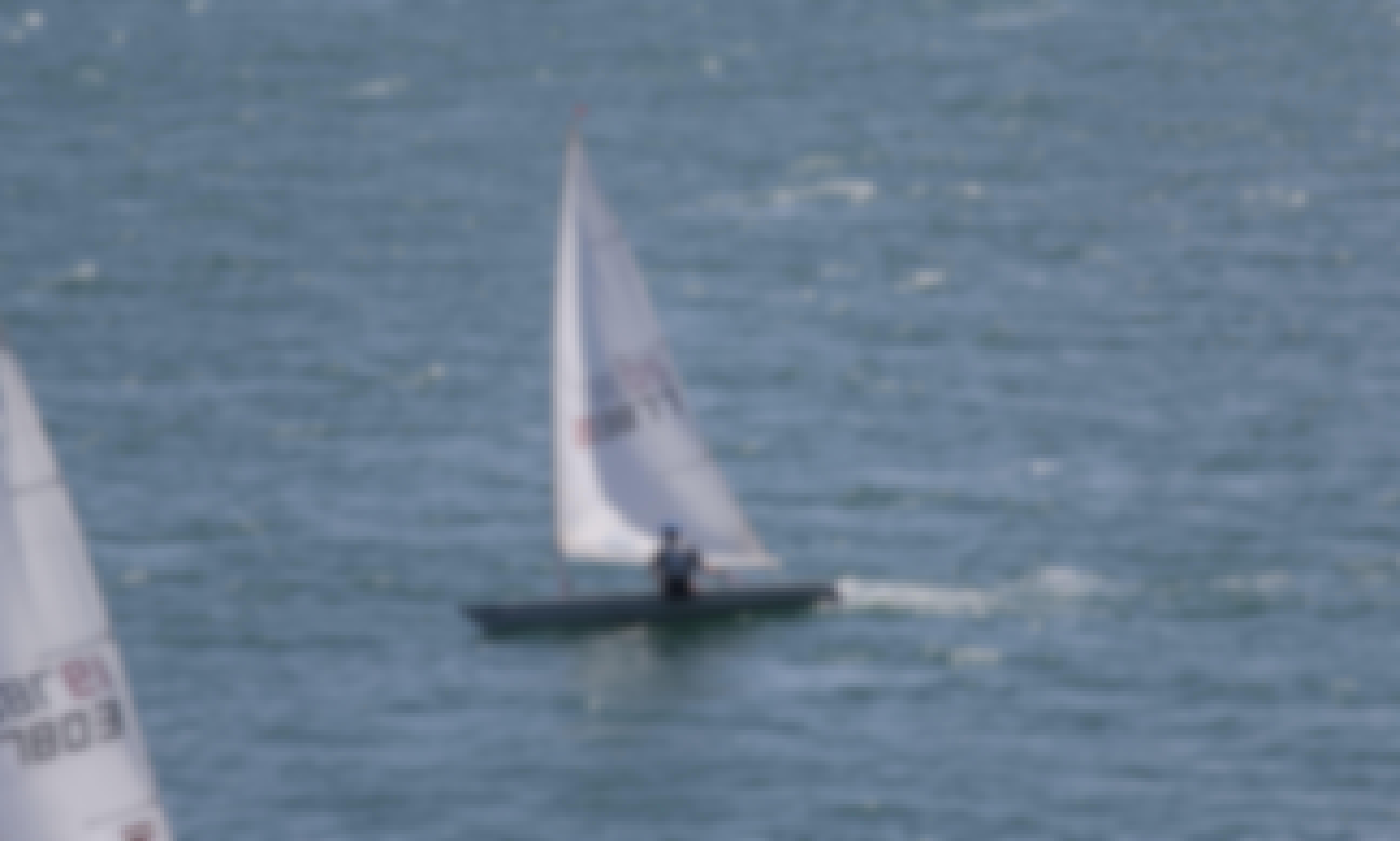 Rent Laser One Sailing Dinghy in Mombasa, Kenya