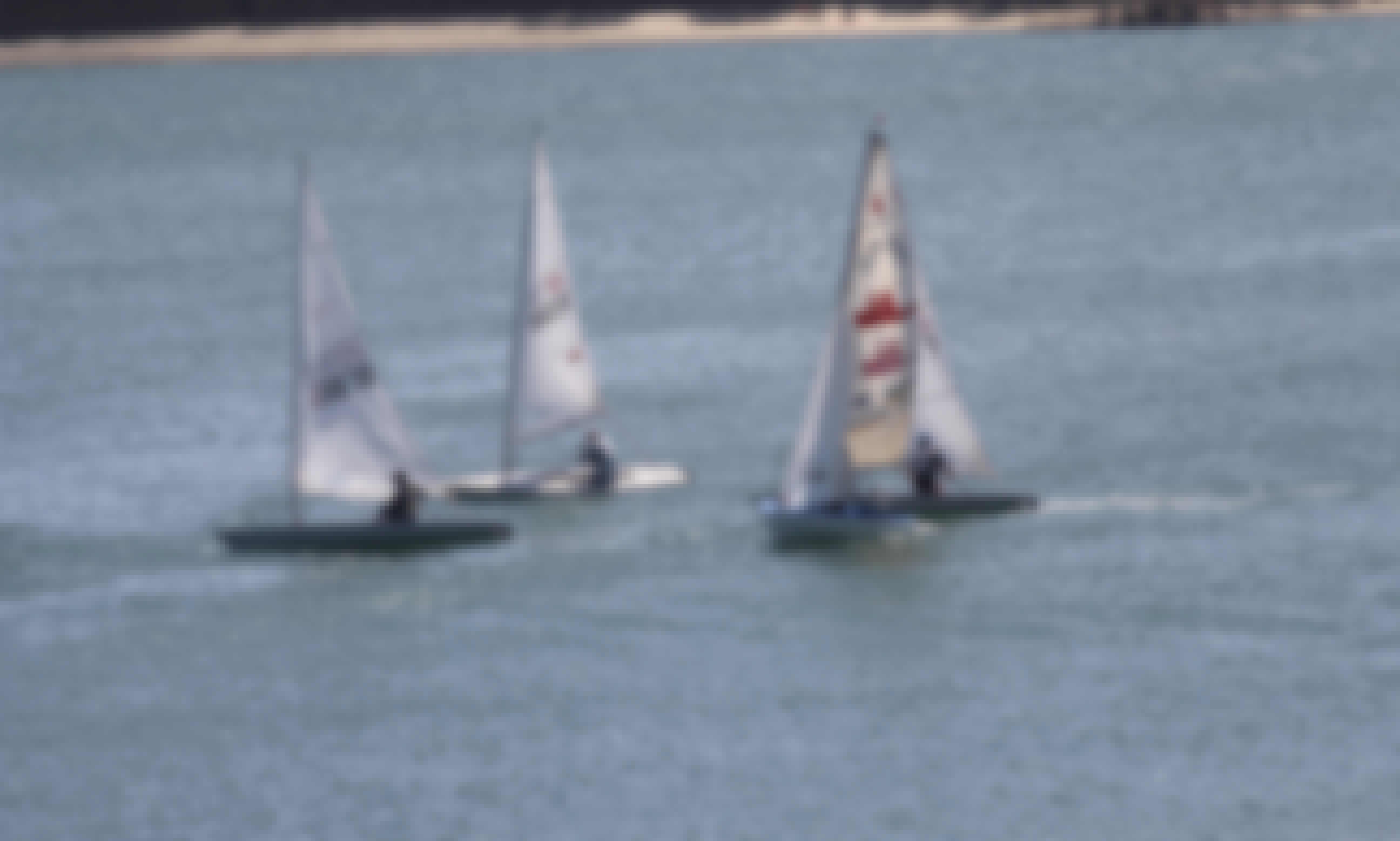 Rent Laser One Sailing Dinghy in Mombasa, Kenya