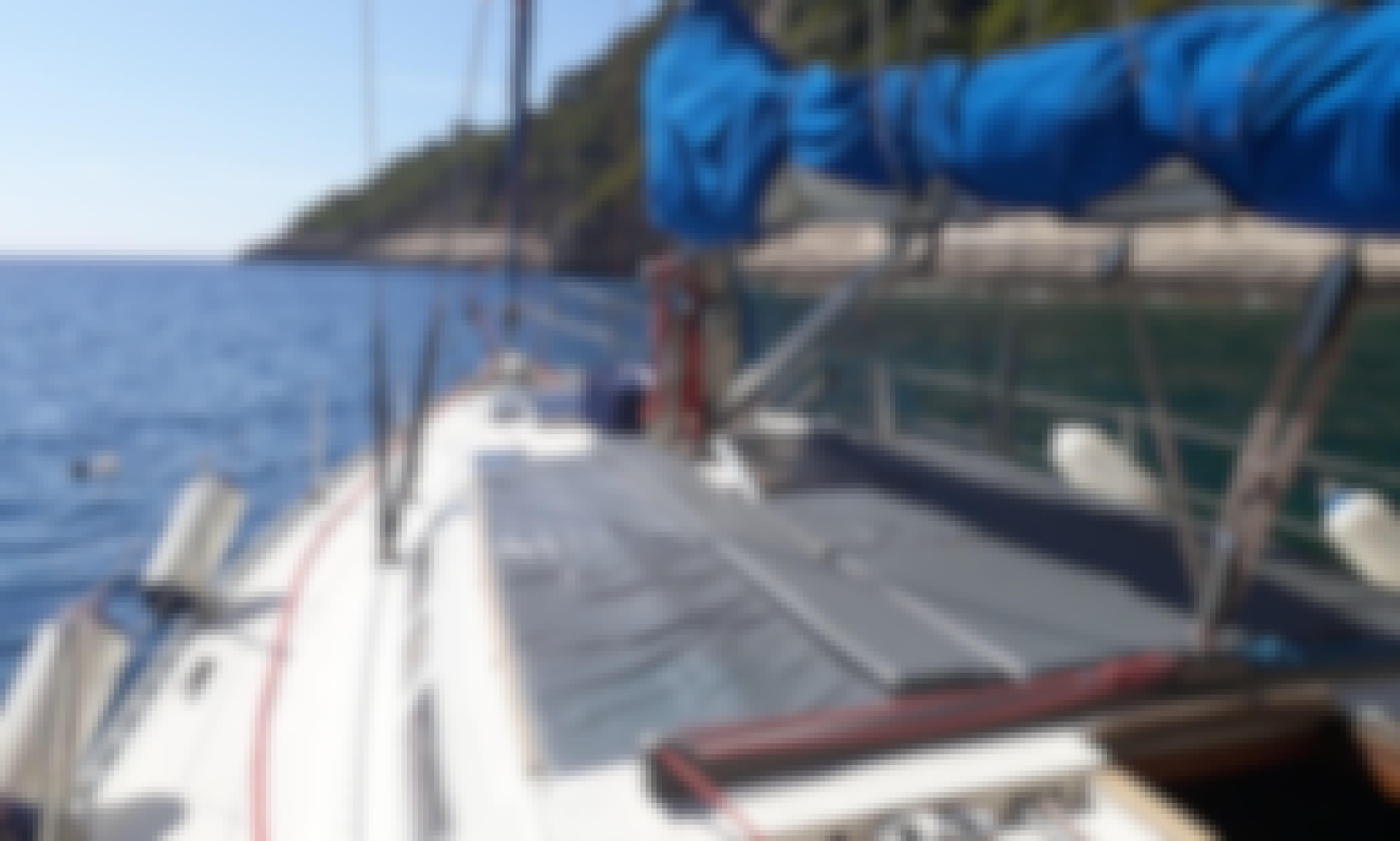Zakynthos Sailing Trip