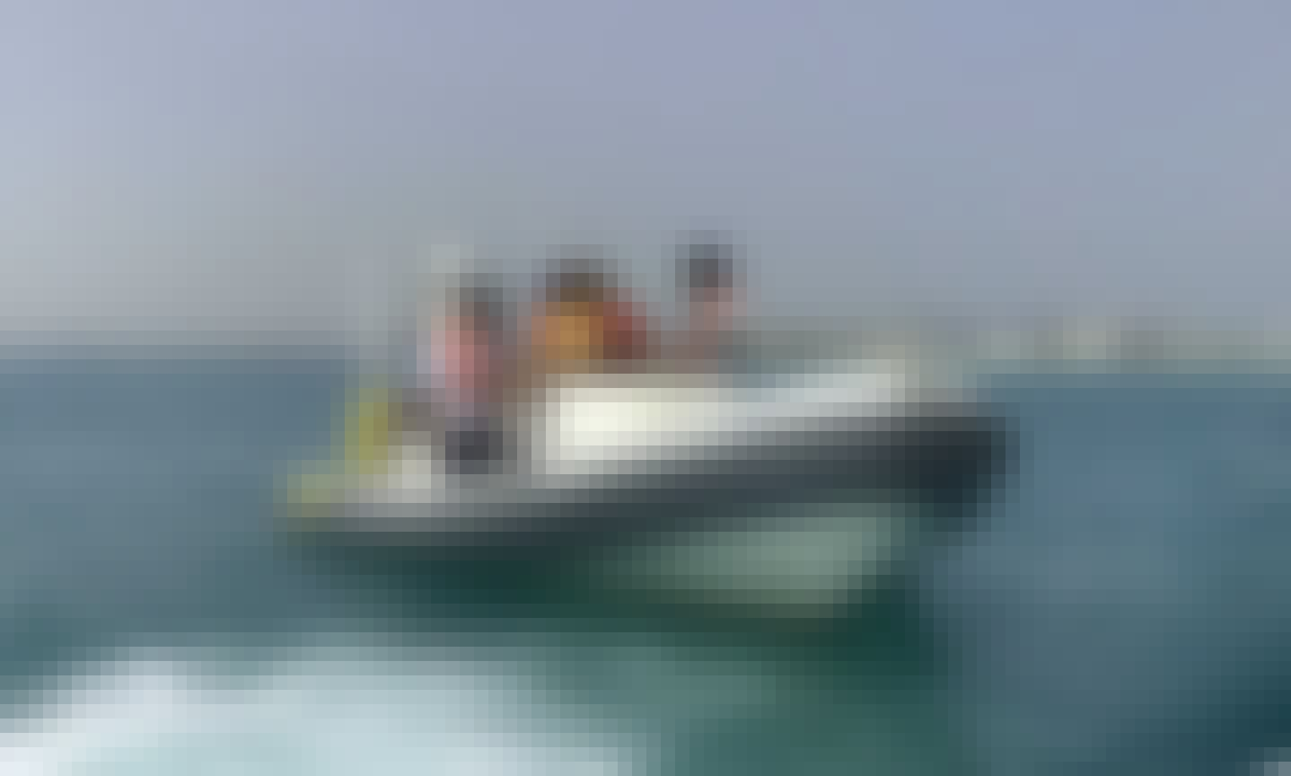 26' Rigid Inflatable Boat with 225 hp Mercury Engine in Muharraq Governorate, Bahrain
