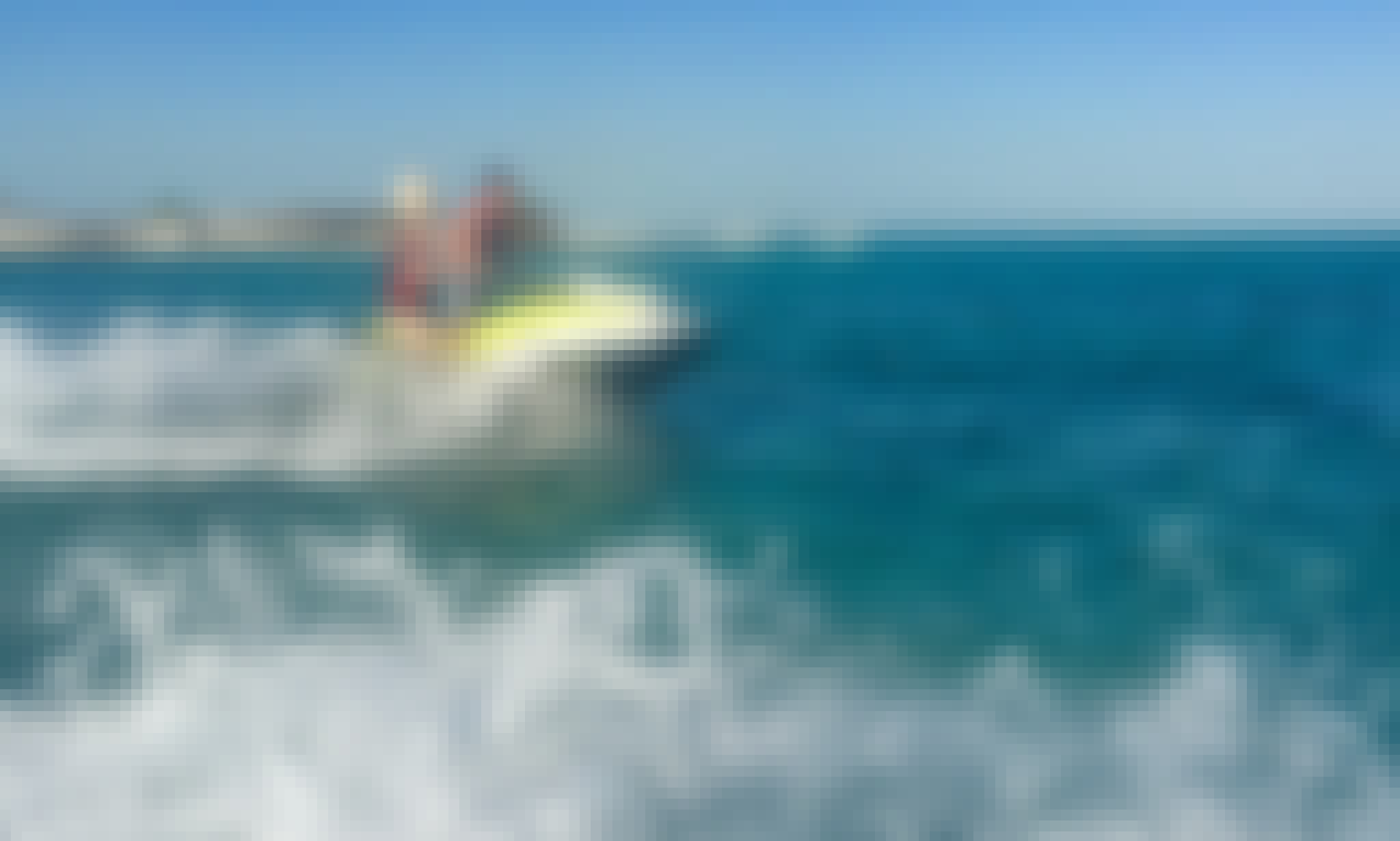 Jet Ski Rental for a Cool and Refreshing Way to Enjoy Bahrain Waters!
