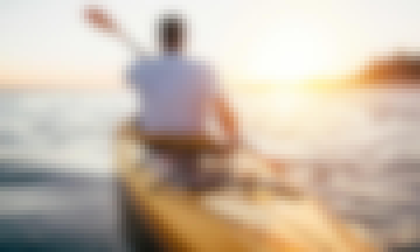 2-Hour Kayak Tour on Amwaj Islands in Bahrain!