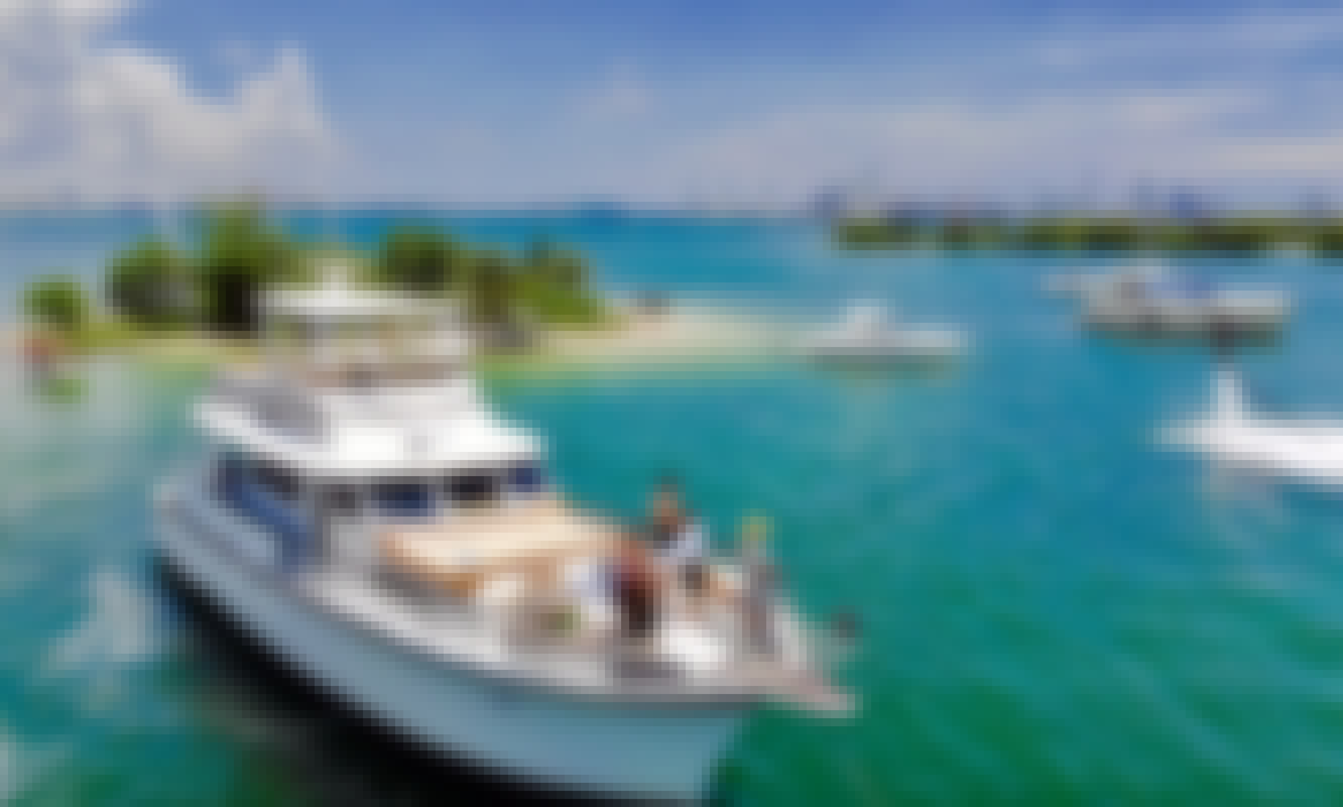 Columbus Day Regatta Special 60' Motor Yacht with Hot Tub in Miami!