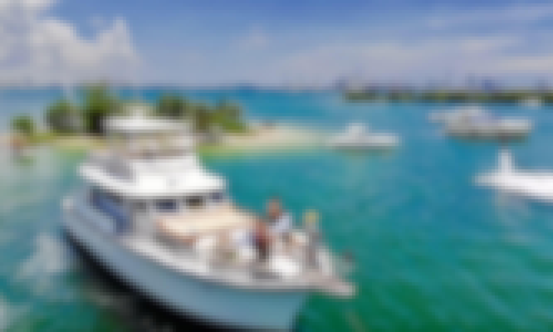Columbus Day REGATTA Special 60 Ft Yacht W/Hot Tub