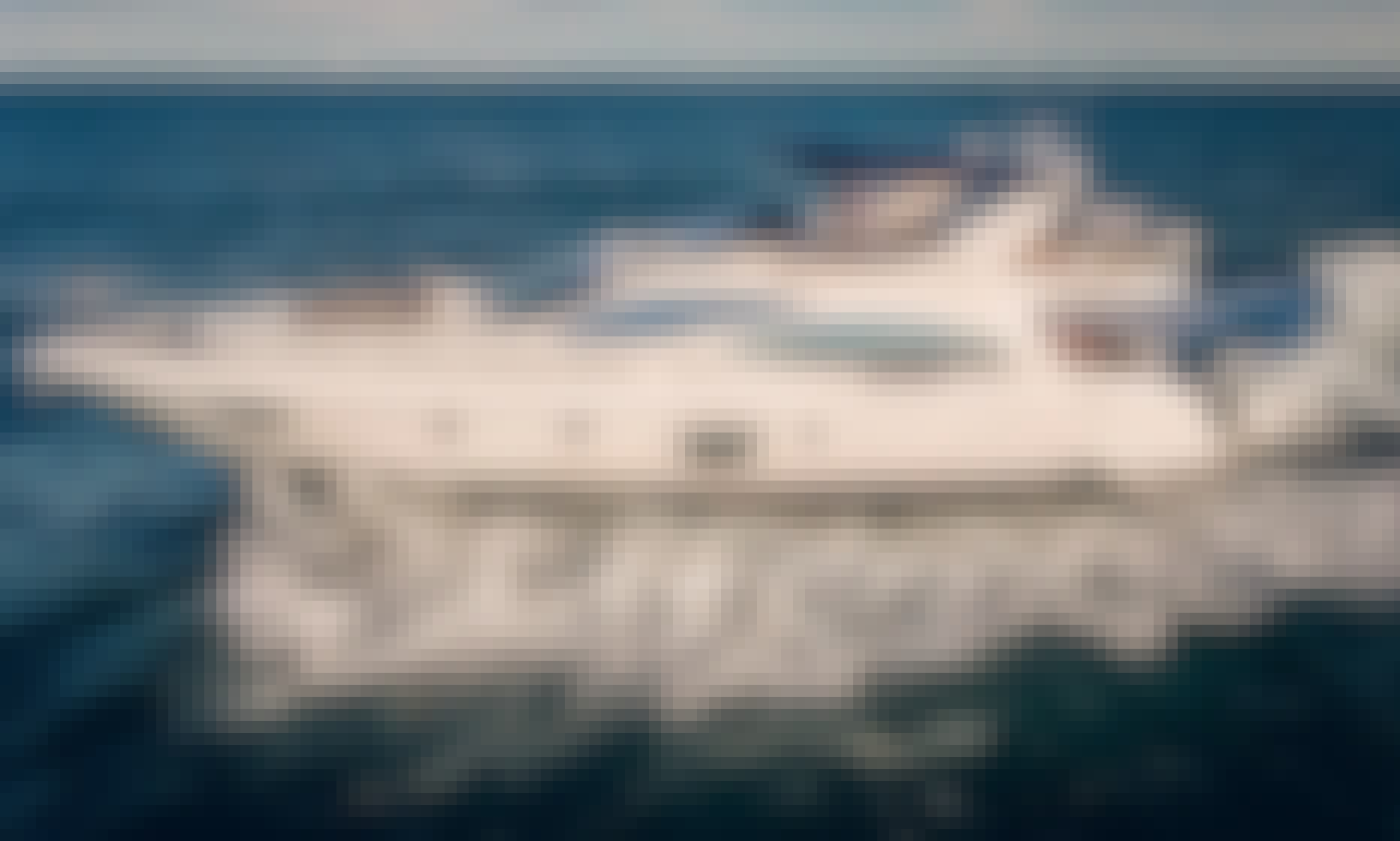 Take a Hiatus from Life on this 68' Azimut with lots of water toys to enjoy in Miami Beach, Florida