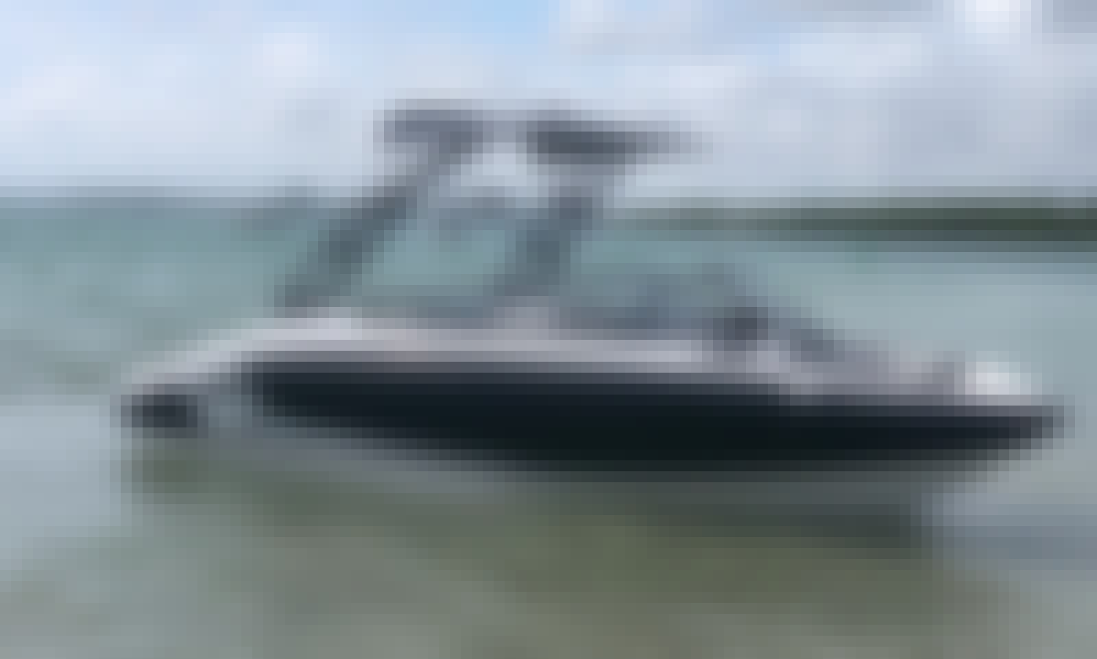 New 2019 Yamaha Boat Perfect for the Sandbar!! Rent for half to full day!