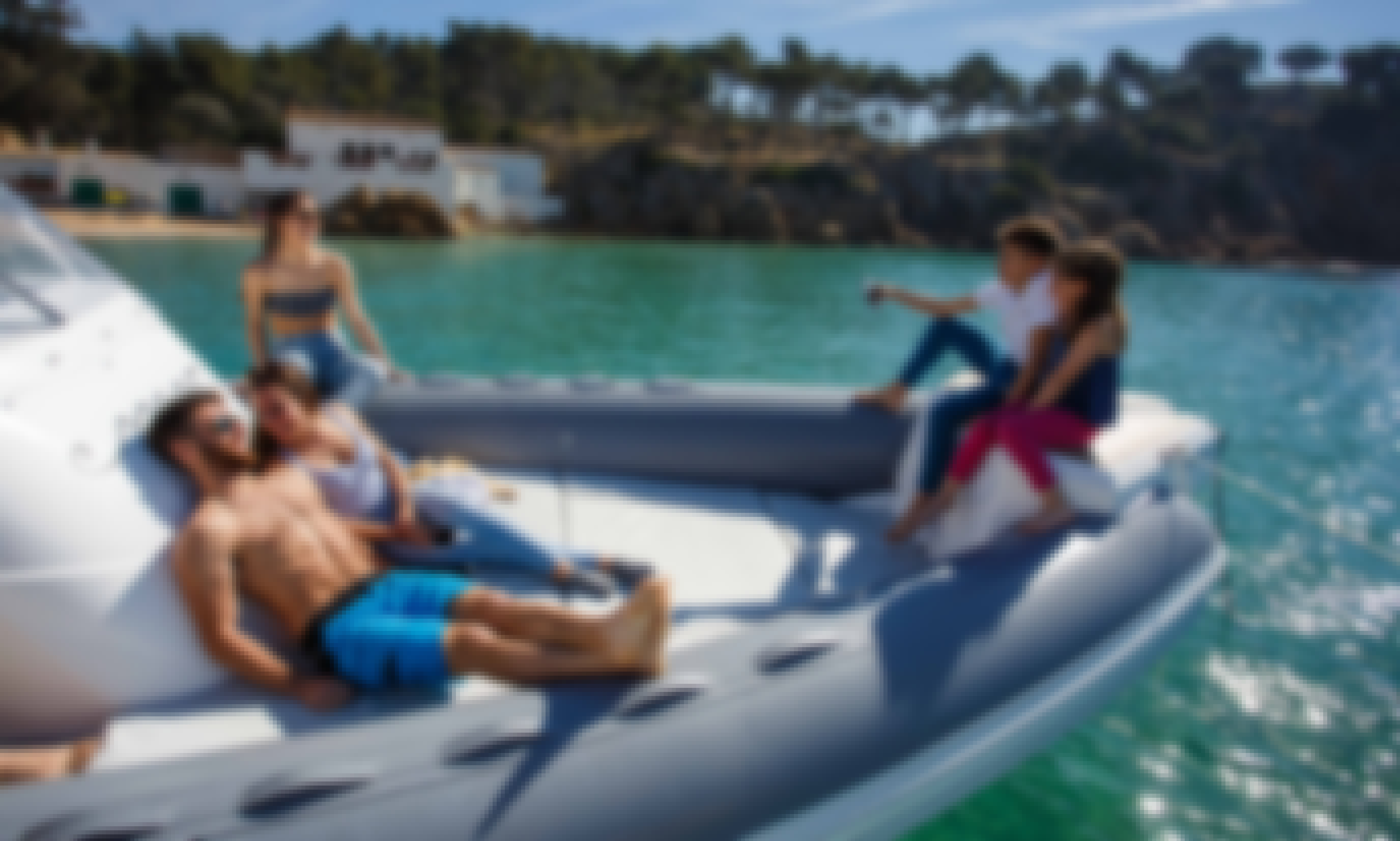 Tiger Marine RIB 900 Rental for Up to 11 People in Palamós, Spain